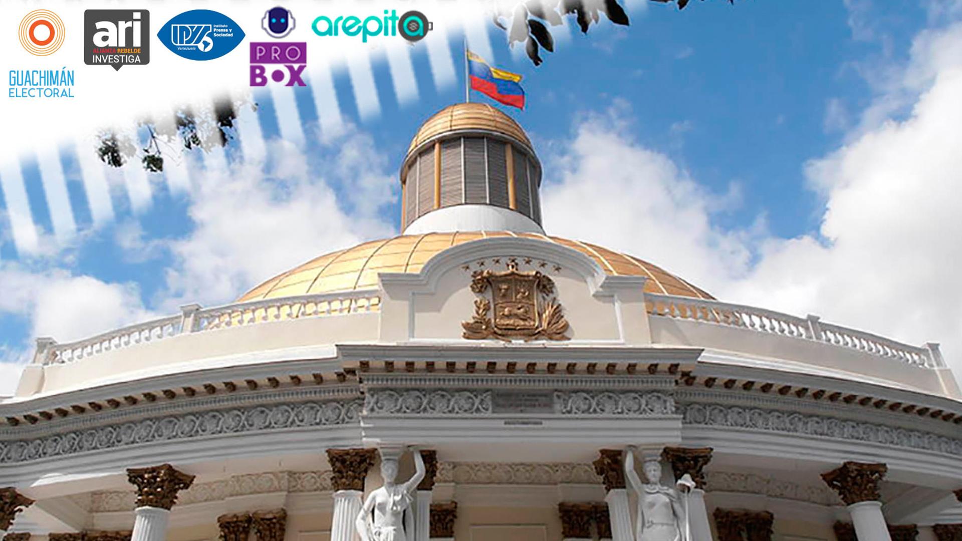 #GuachimánElectoral | 17% de los diputados electos el #6D no representará a ningún estado