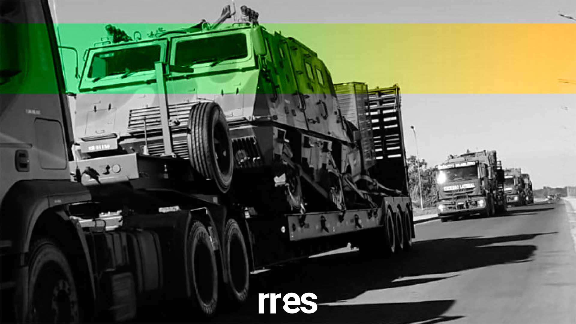 Informe Otálvora | Brasil moviliza tropas y artillería hacia frontera con Venezuela, por Edgar C. Otálvora