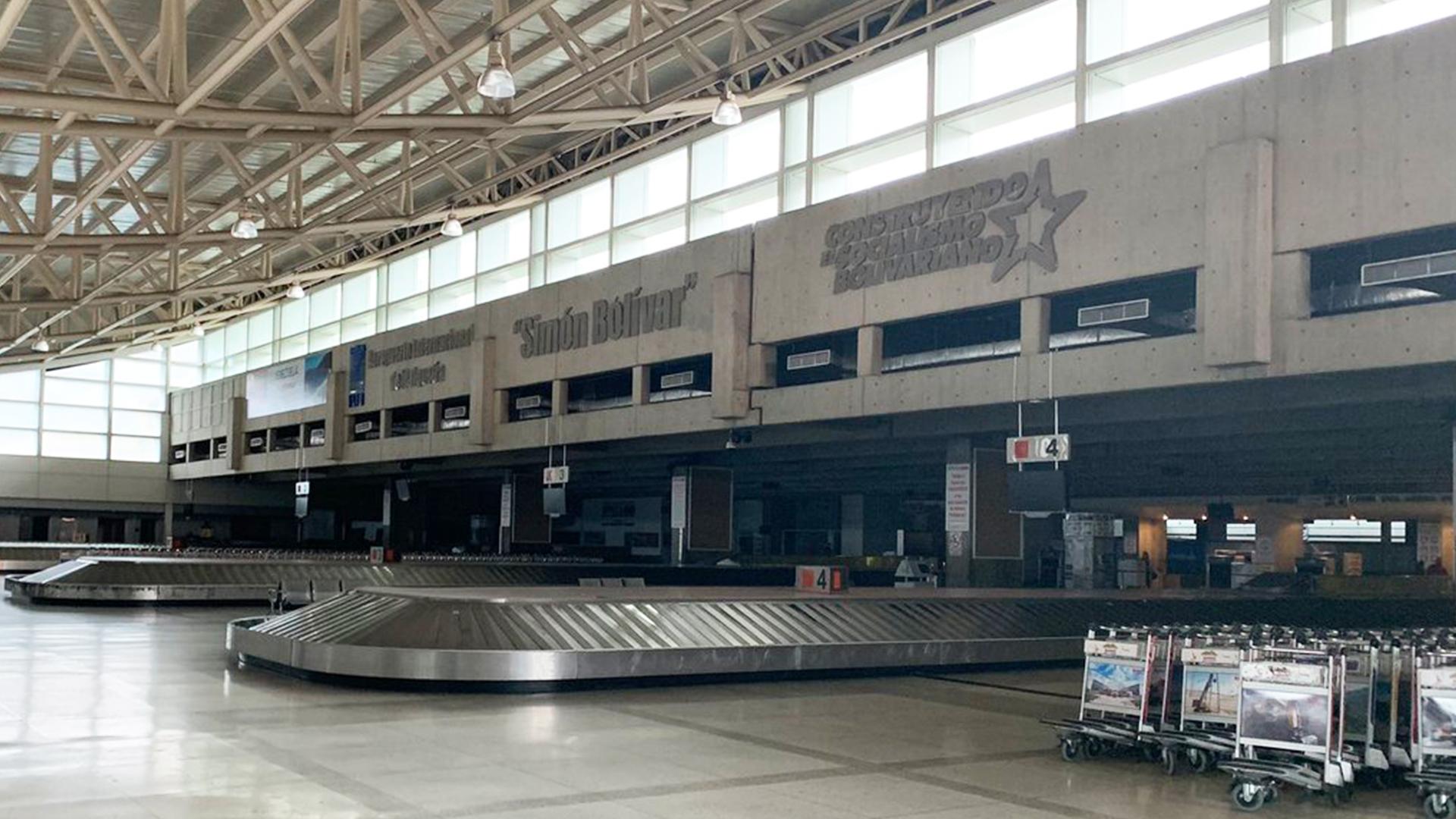 Restricción de vuelos en Venezuela no aplica para el crimen organizado