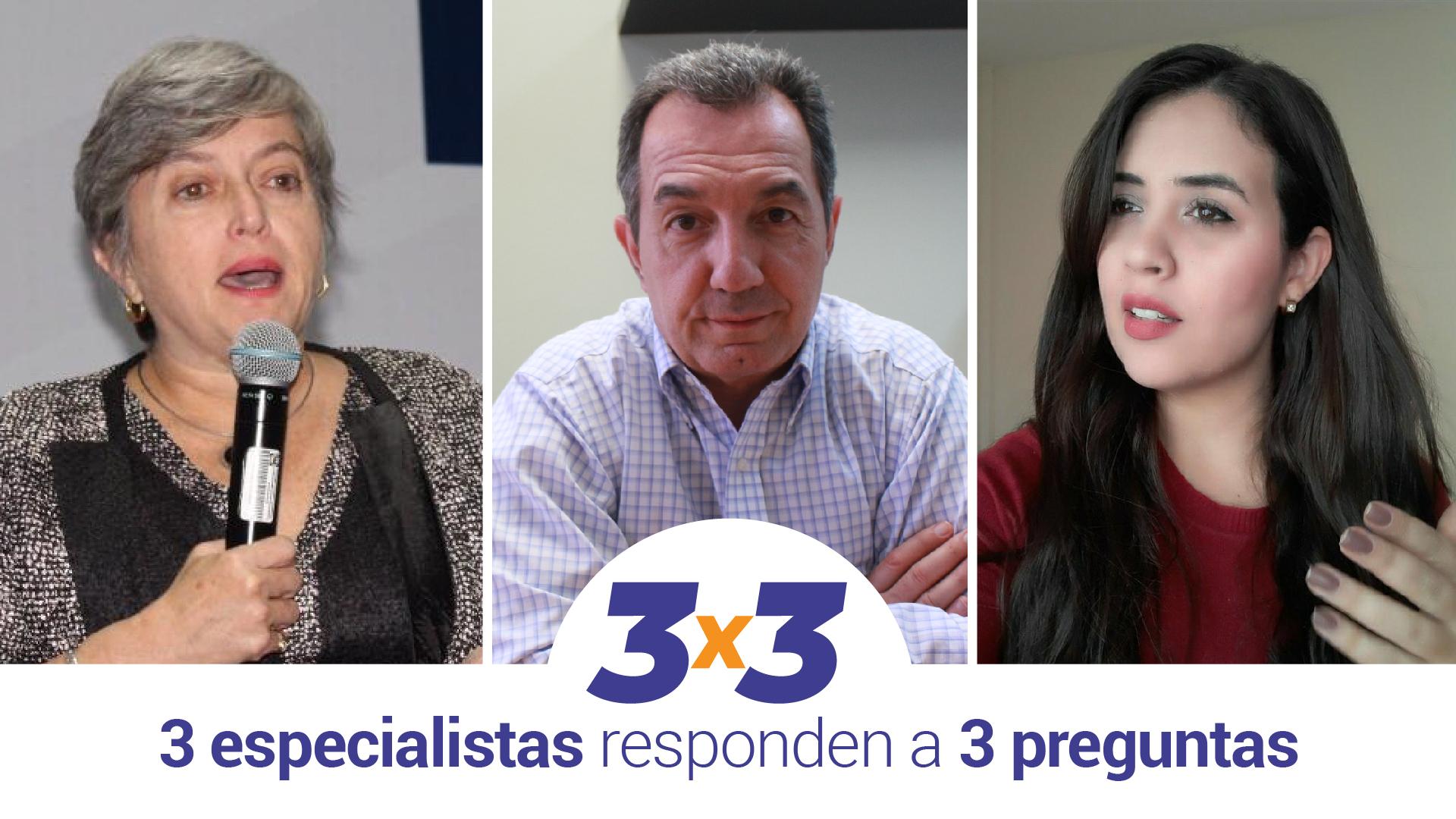 3×3 | La oposición tiene opciones ante las elecciones legislativas