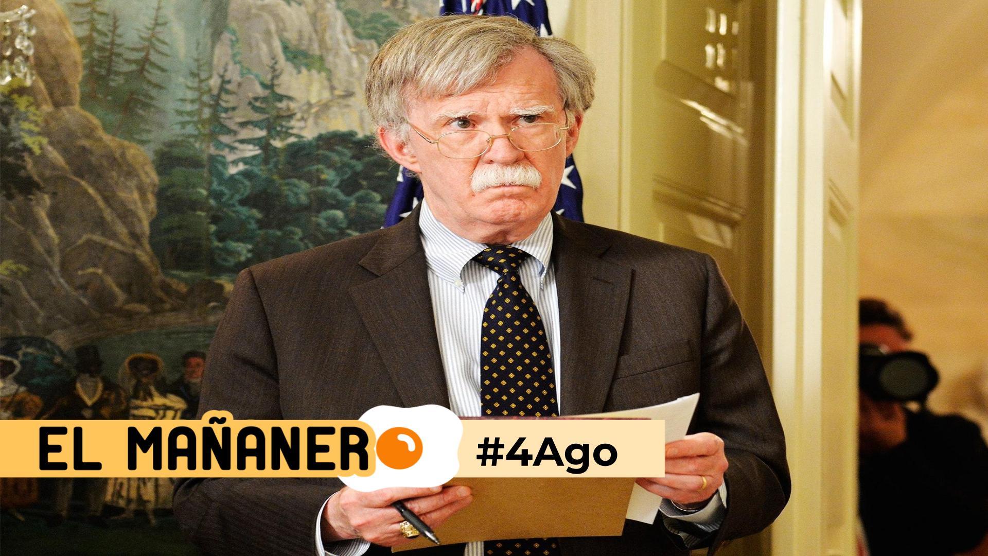 El Mañanero de hoy #4Ago: Las 8 noticias que debes saber