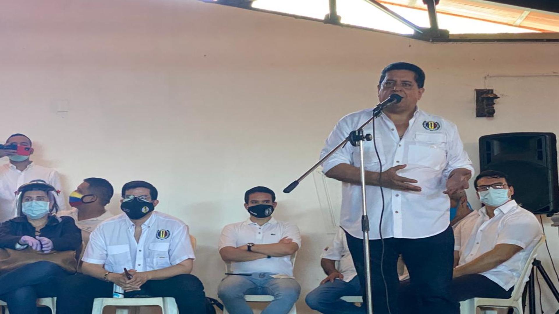 Edgar Zambrano sobre elecciones: No vamos a hacerle comparsa a la dictadura