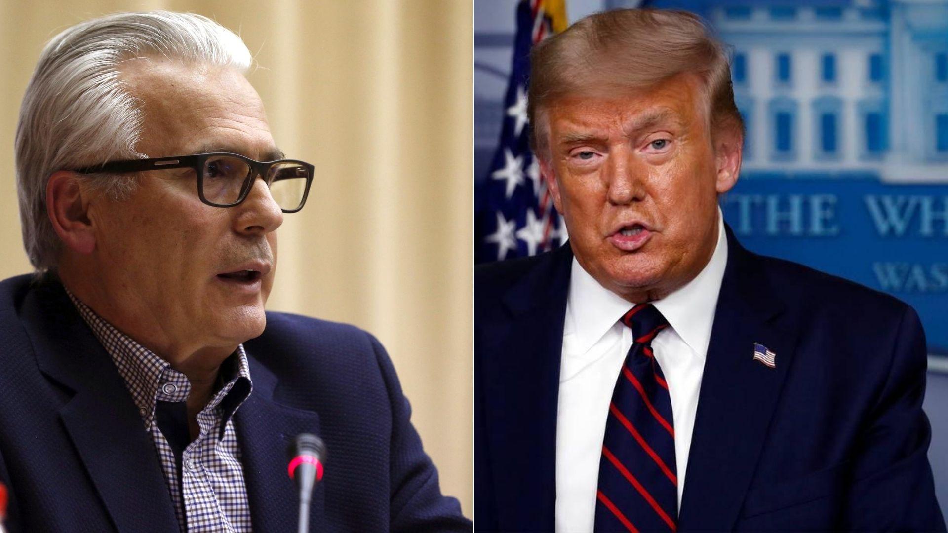 Baltasar Garzón insinuó que Trump usa a Alex Saab para lograr la reelección
