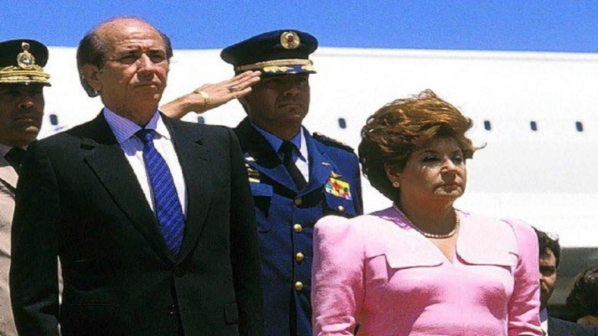 Murió en Caracas la ex primera dama Blanca Rodríguez de Pérez