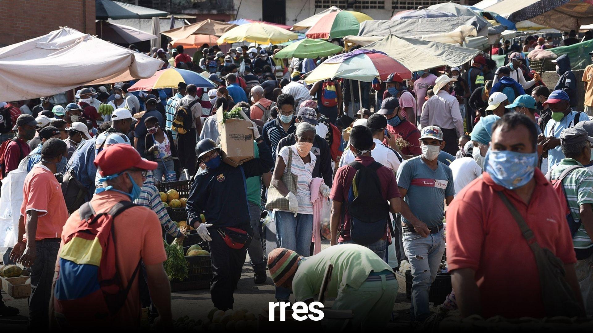 Caracas no conoce la diferencia entre flexibilización y cuarentena