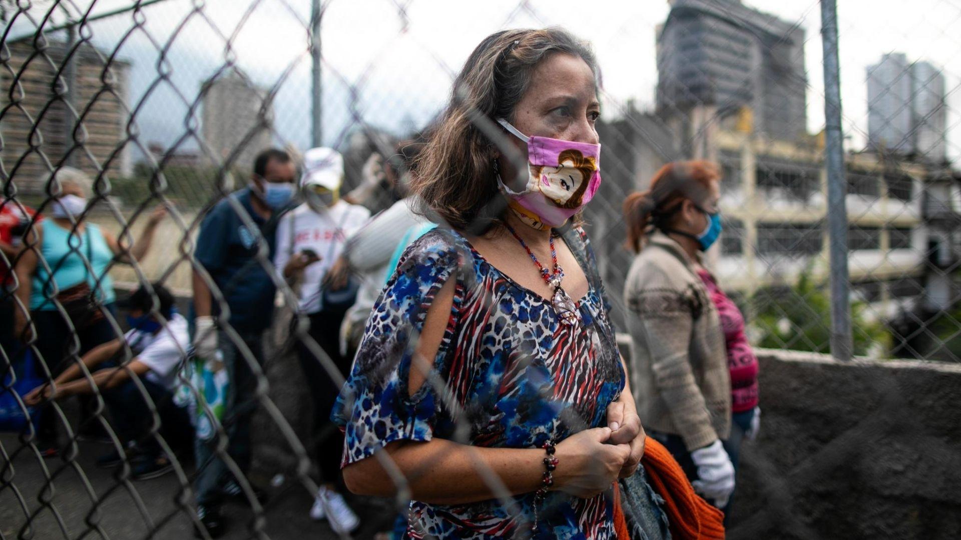 Venezuela se acerca al pico advertido por la Academia de Ciencias