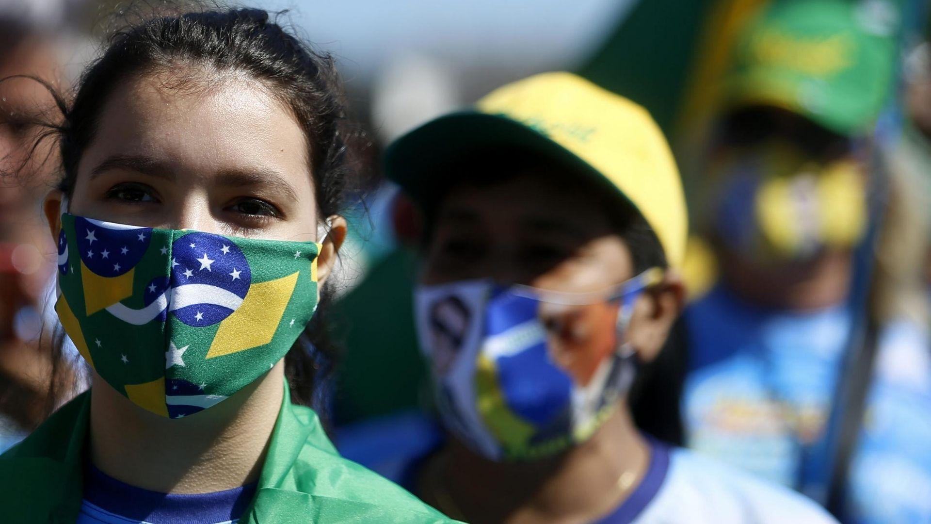 Desempleo en Brasil trepó al 13,3% por la pandemia de COVID-19