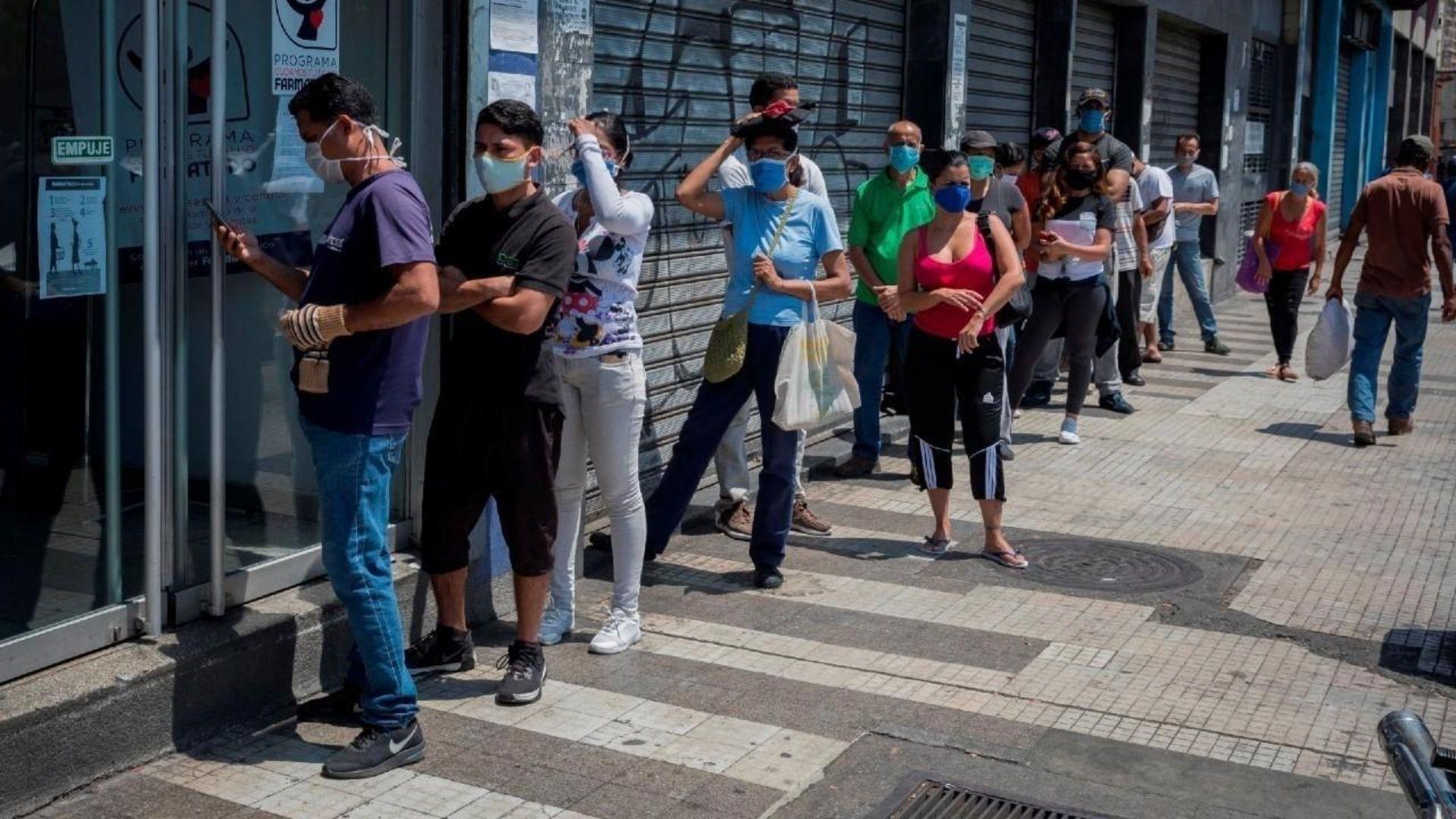Venezuela registra 3 fallecidos por Covid-19 y 423 nuevos contagios este #25Oct