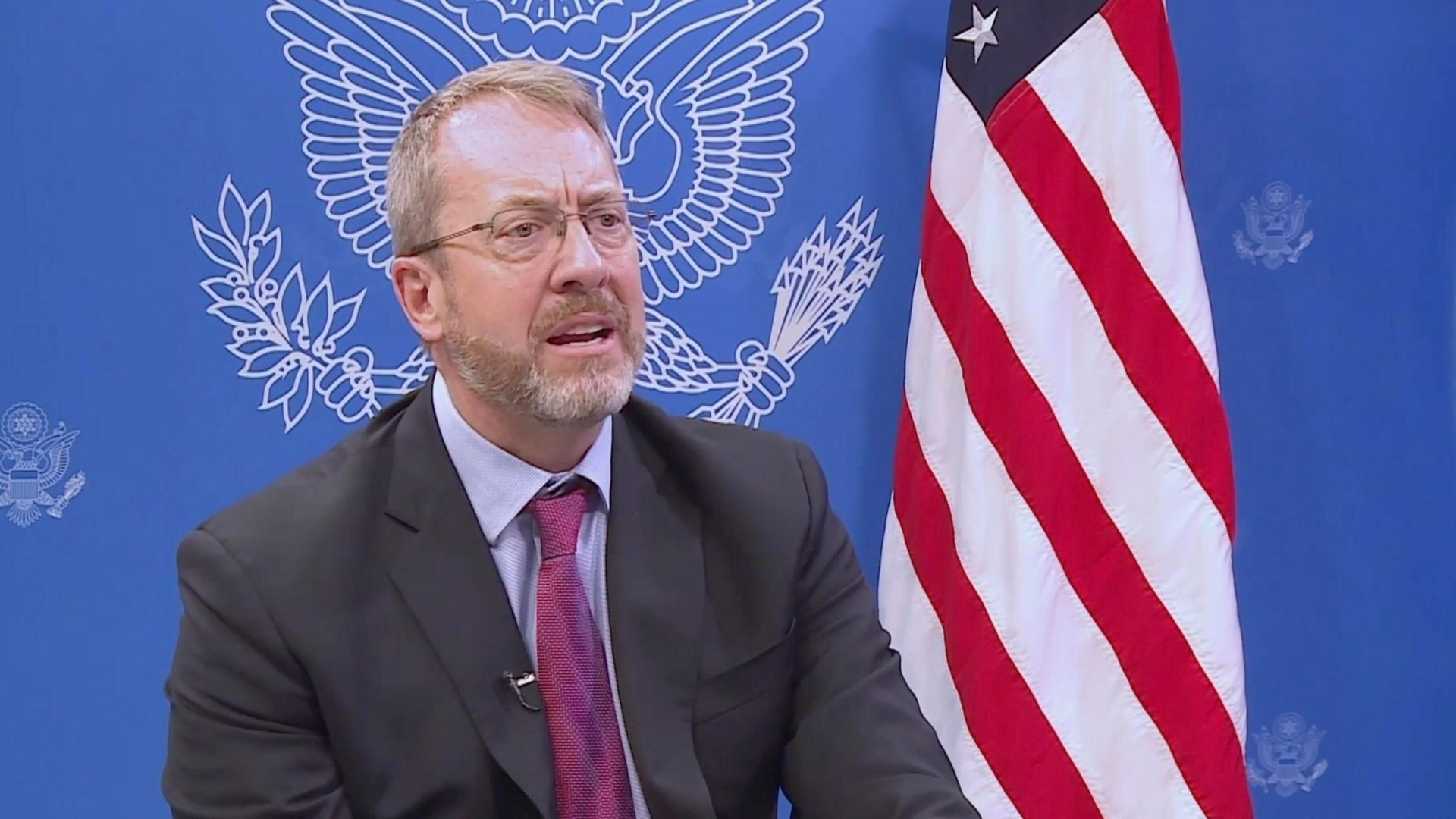 EEUU nombró a James Story embajador para Venezuela