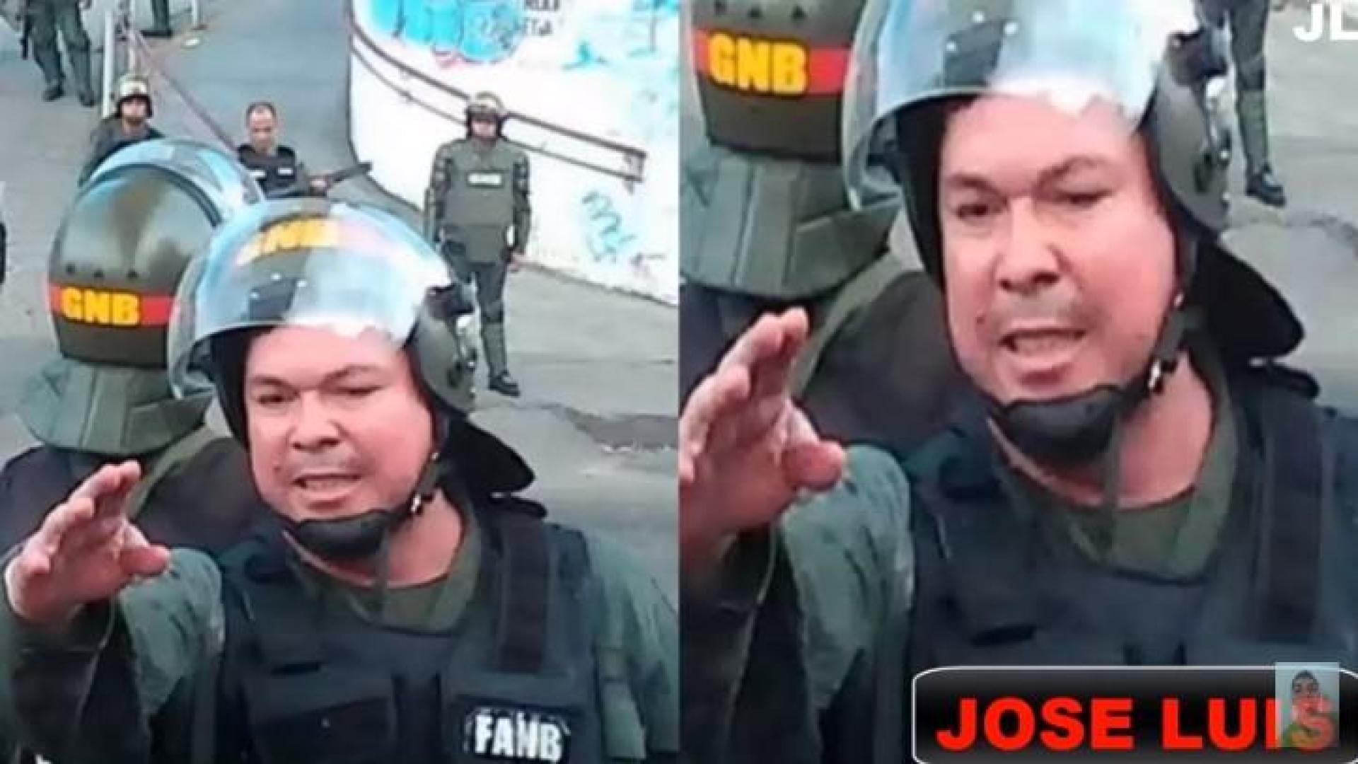 Por COVID-19 murió general de la GNB responsable de reprimir protestas en El Paraíso en 2019