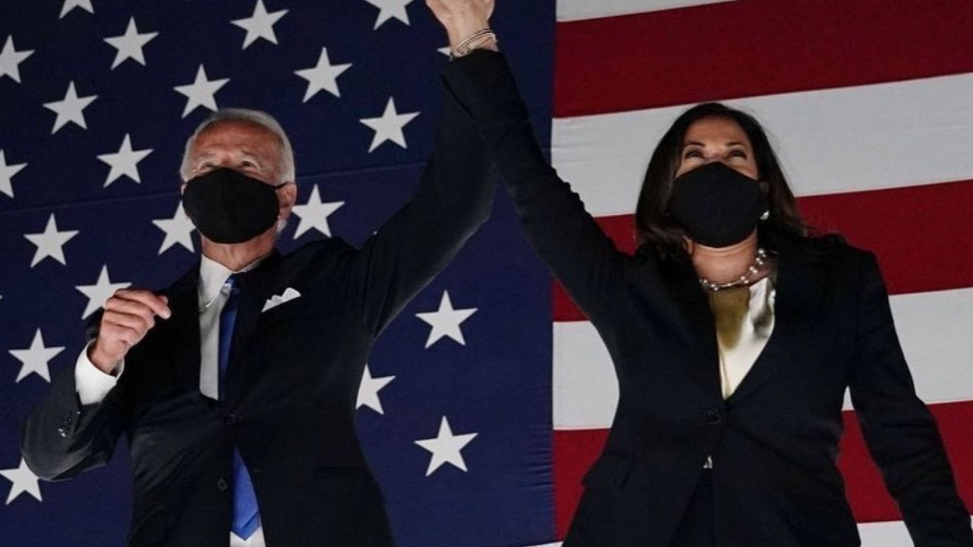 Joe Biden aceptó la candidatura demócrata a la presidencia de EEUU