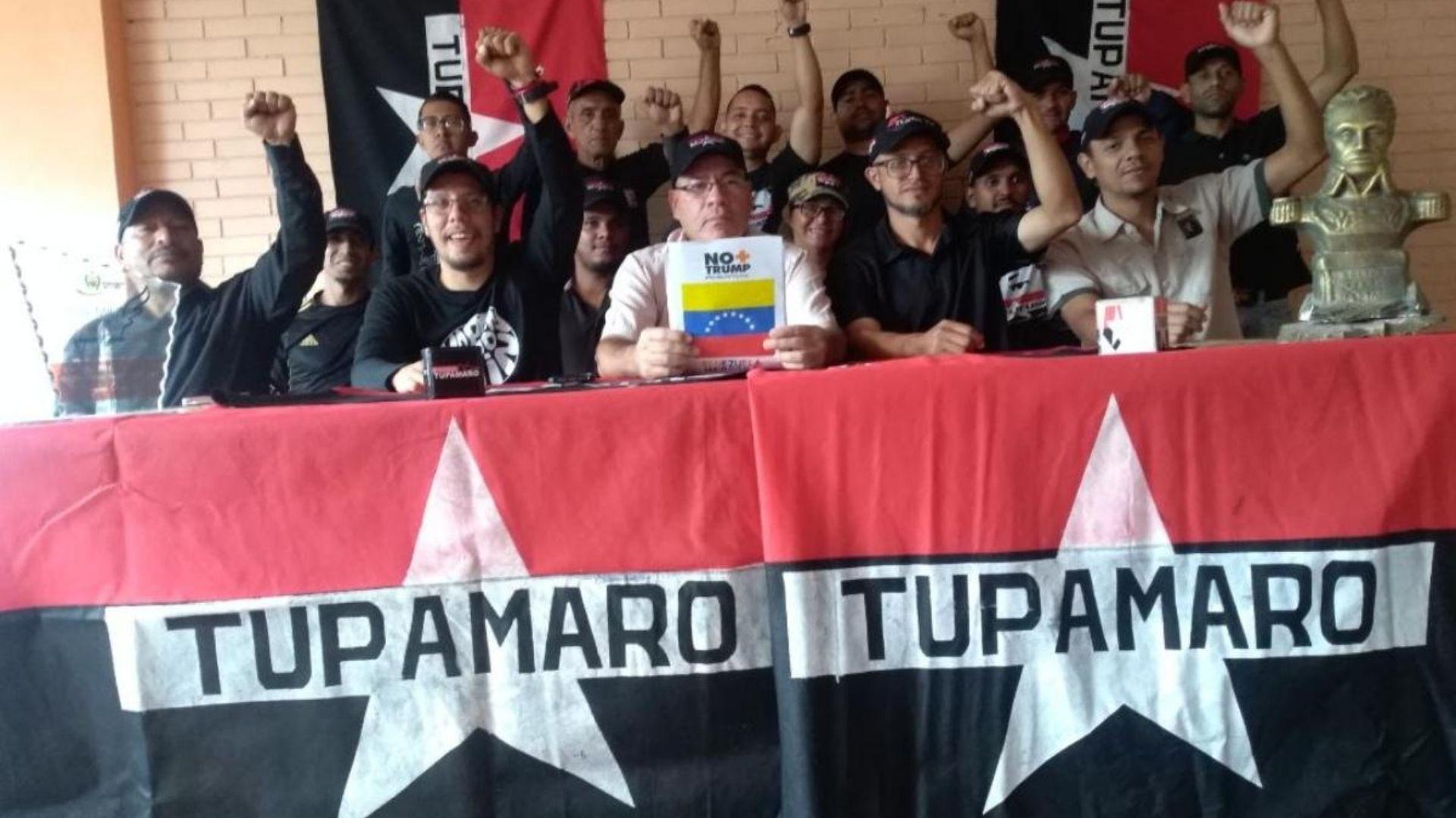 Movimiento Tupamaro rechazó intervención del TSJ: Se ha consumado el robo del partido