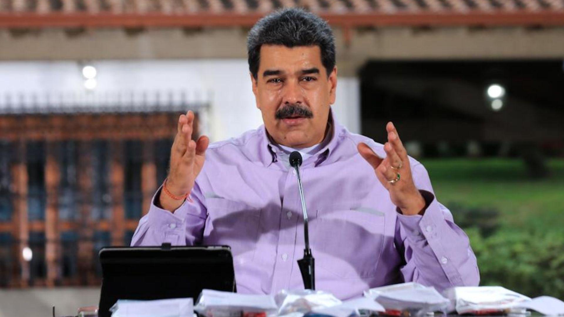 """""""El responsable de la derrota de Trump es Guaidó"""" y otras 11 perlas de Maduro este #19Nov"""