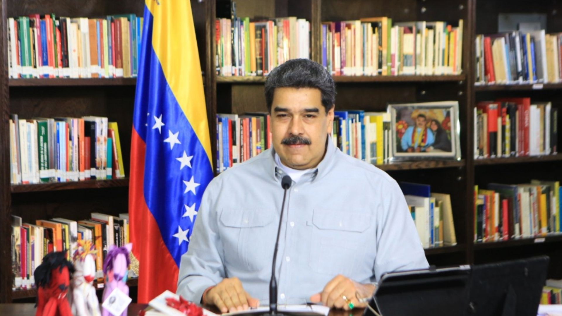 Maduro: No es mala idea comprar misiles a Irán