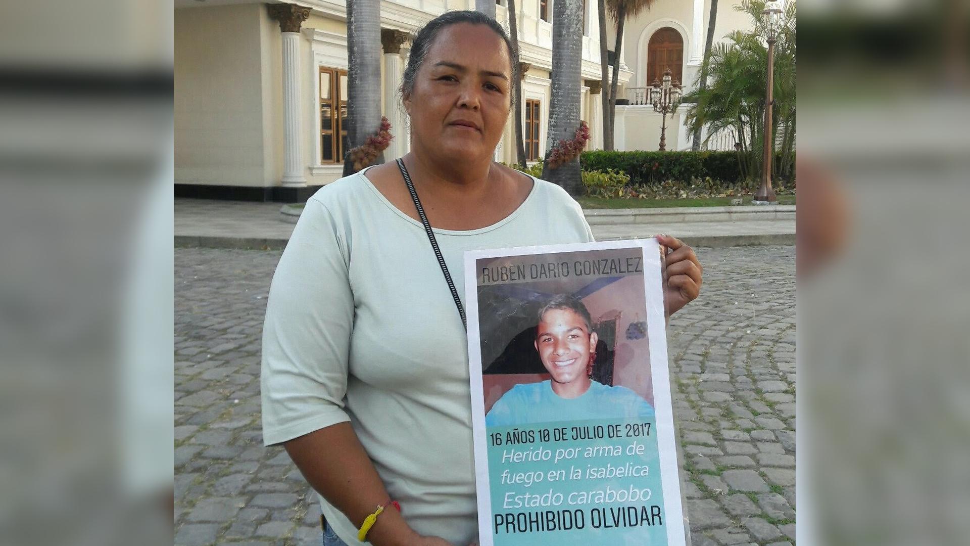 DDHH olvidados | Dexy González todavía no ha encontrado justicia