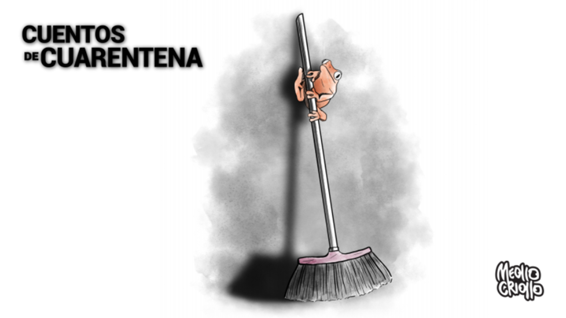 #CuentosdeCuarentena | Relatos de cuando el mundo se paró VII