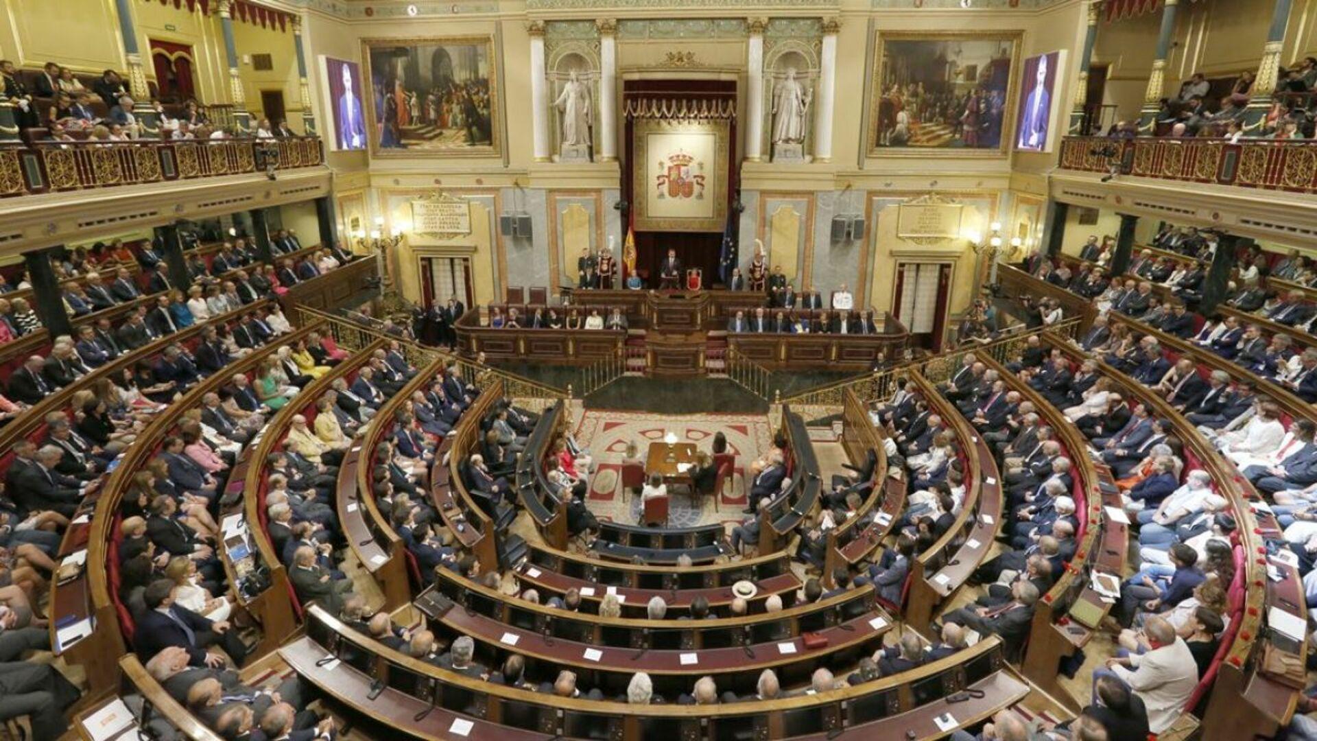 Congreso español condena violaciones de DDHH en Venezuela