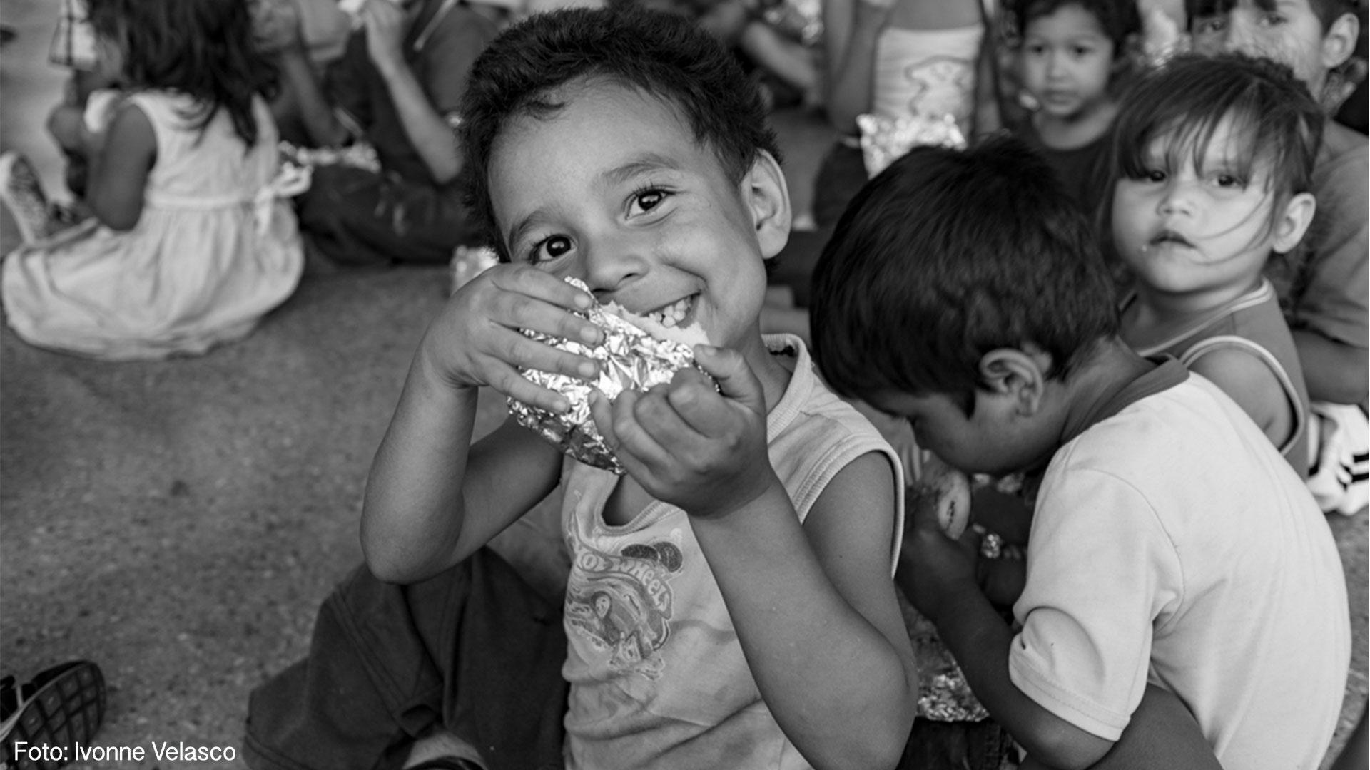 Los que no se rinden | Alimenta La Solidaridad da comida a 14.400 niños venezolanos