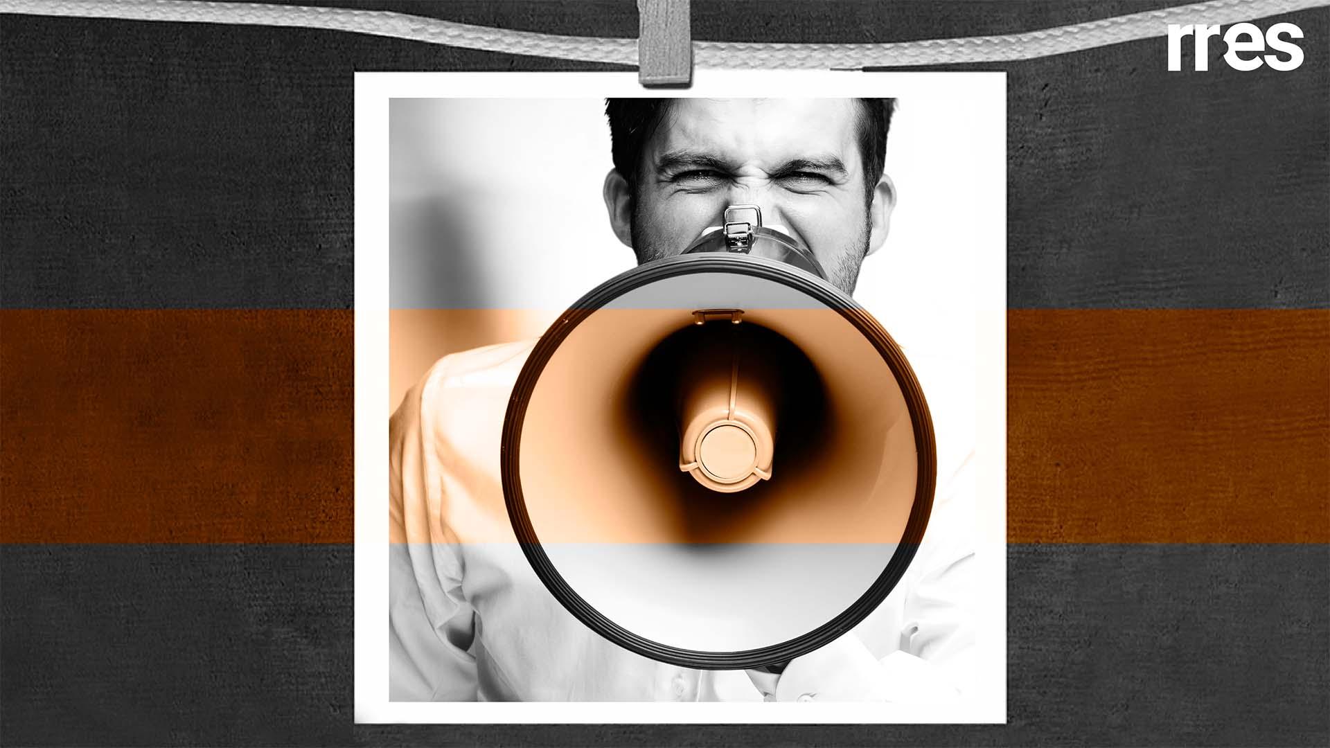 #ApuntesDeOtoño 4 | Cuando alzas la voz, la gente no te escucha, por Julio Castillo Sagarzazu