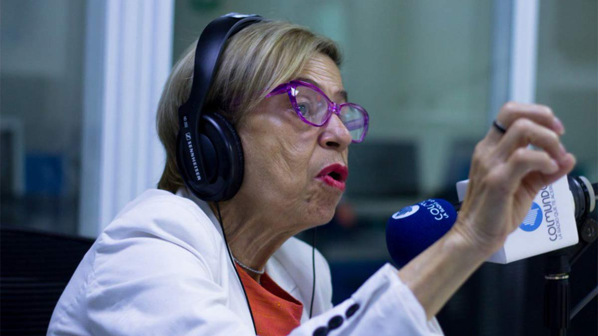 Falleció periodista venezolana Berenice Gómez