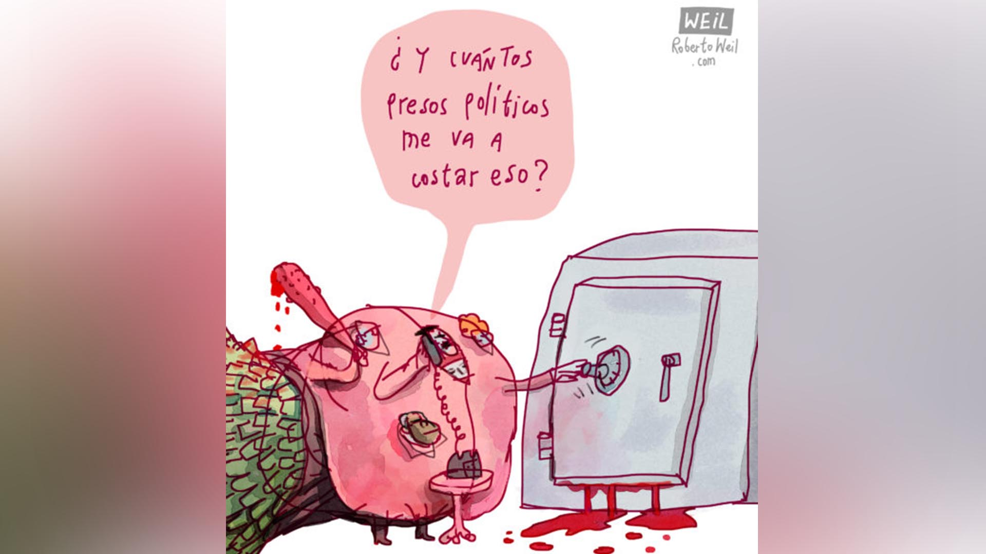 Crímenes sin Castigo | Indultos, por Javier Ignacio Mayorca