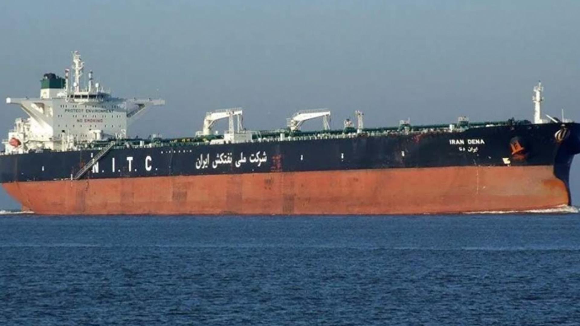 Segundo tanquero iraní con gasolina, se acerca a la Isla de Margarita