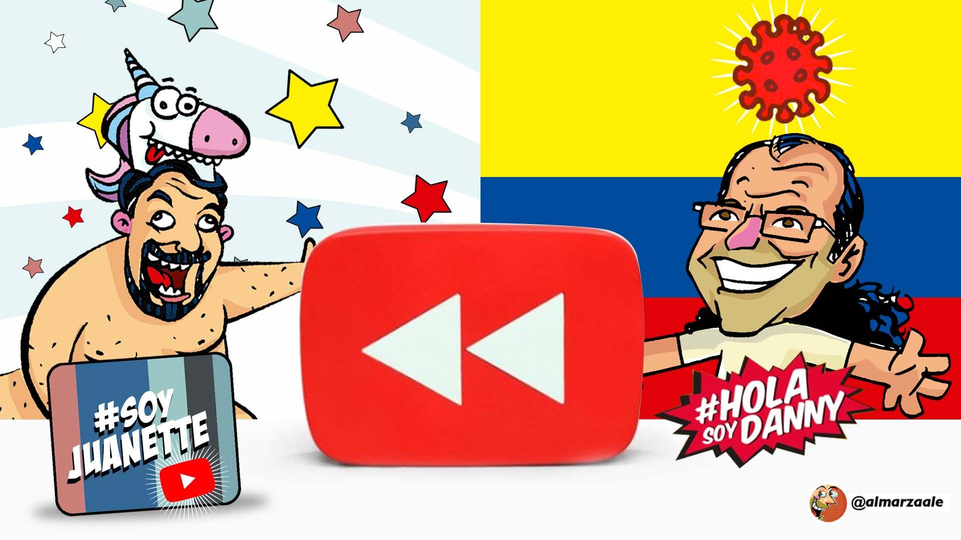 """Ser o no ser youtuber, por Juan Eduardo Fernández """"Juanette"""""""