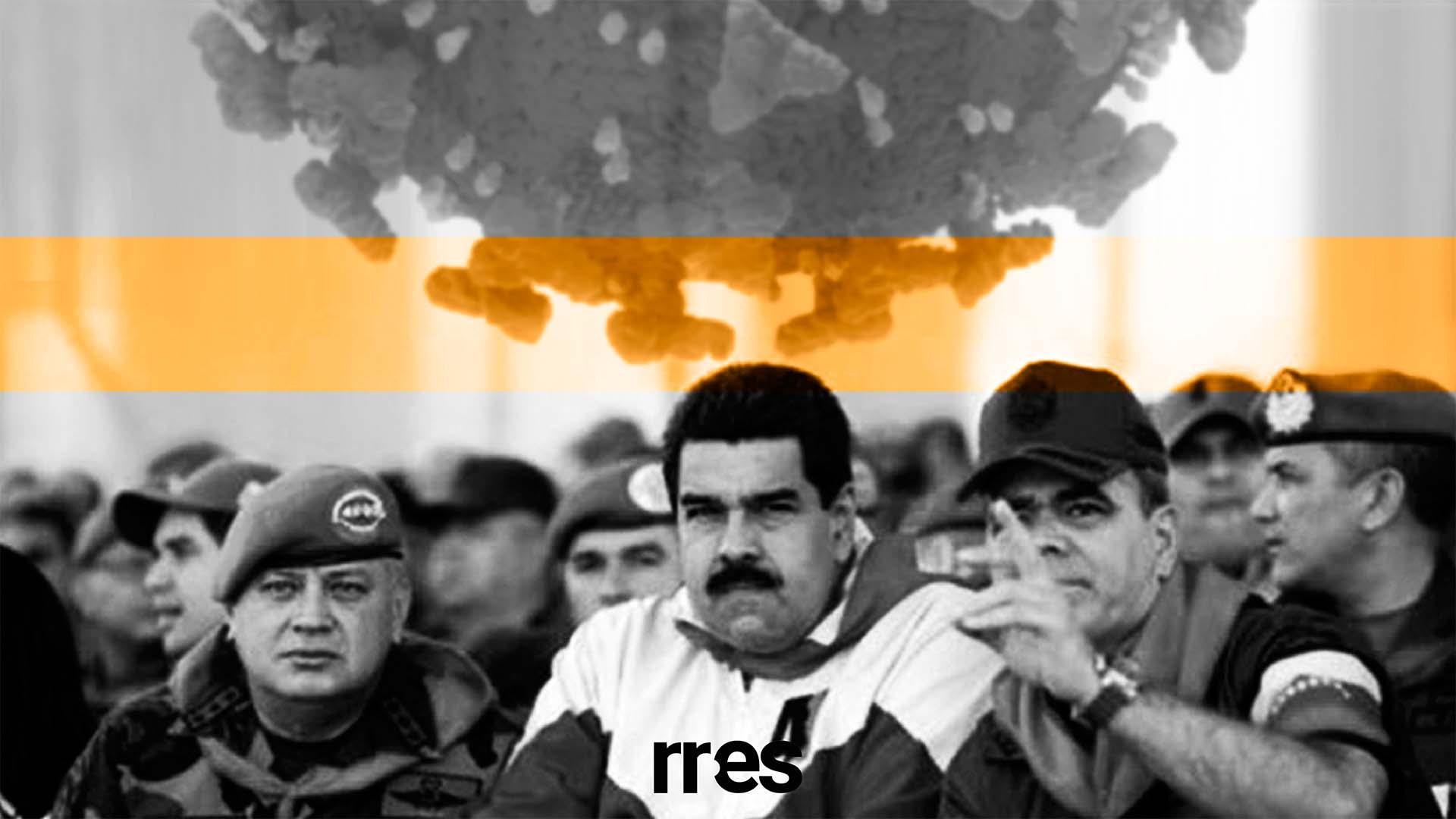 La covid-19 es la verdadera oposición al régimen, por Froilan Barrios Nieves*