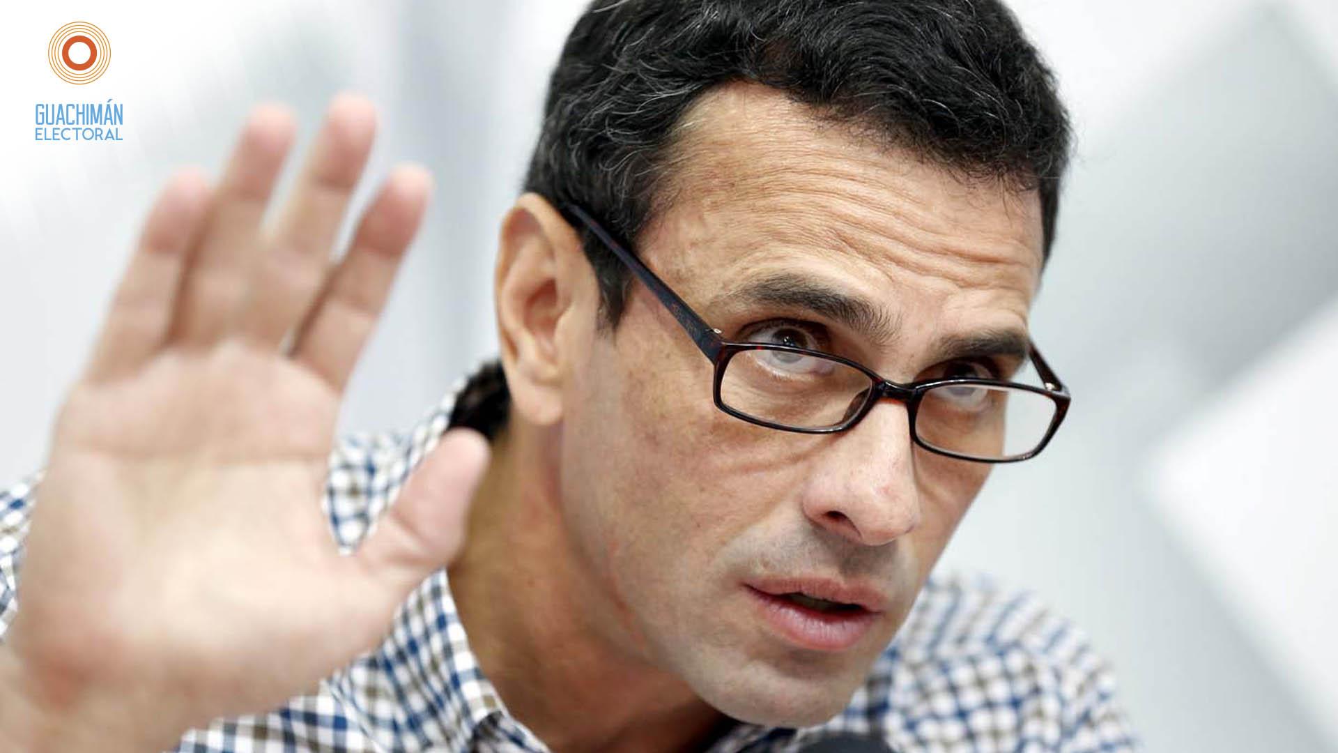 #GuachimánElectoral | Análisis: ¿Puede Henrique Capriles ganar la AN solo?