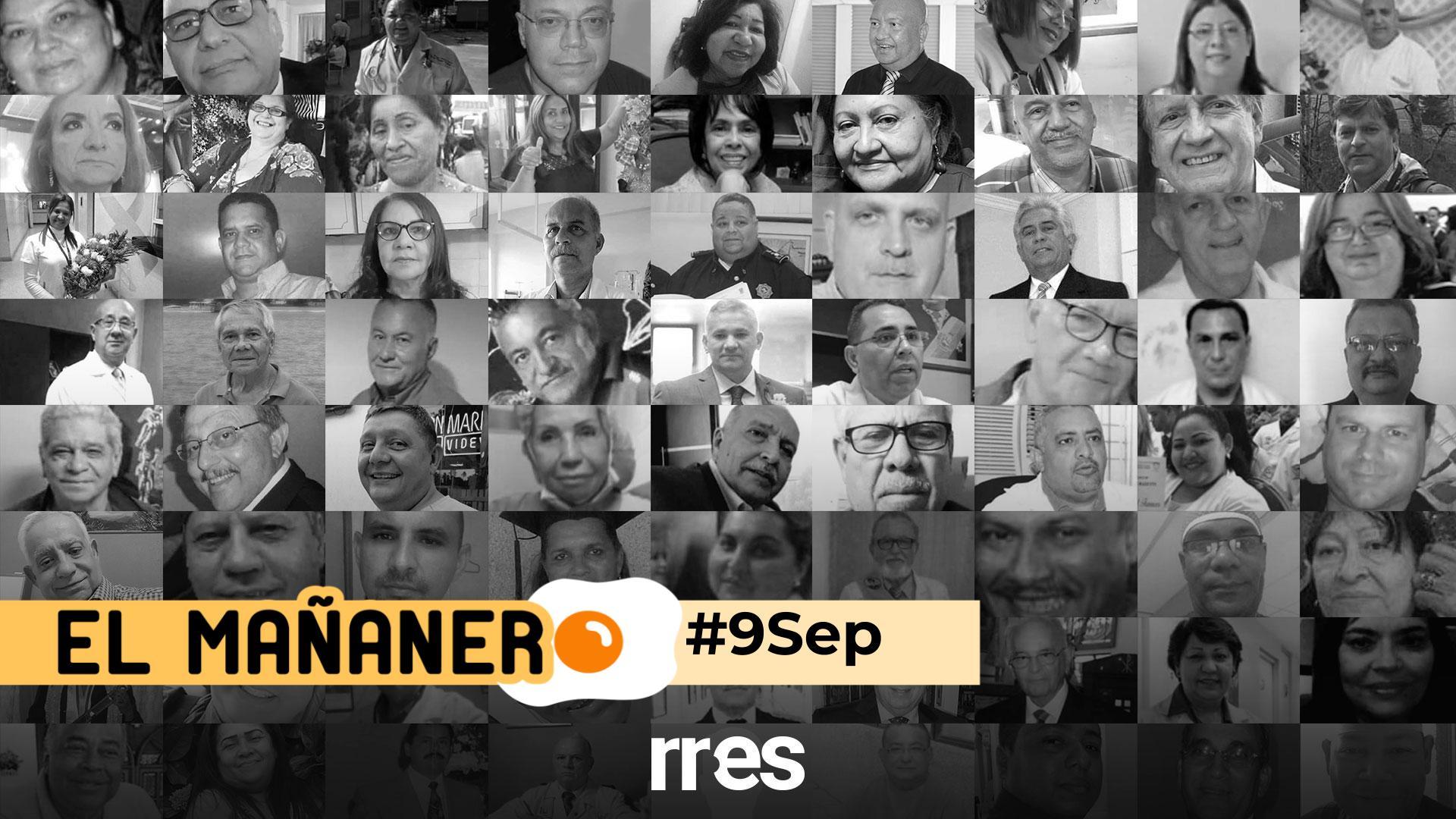 El Mañanero de hoy #9Sep: Las 8 noticias que debes saber