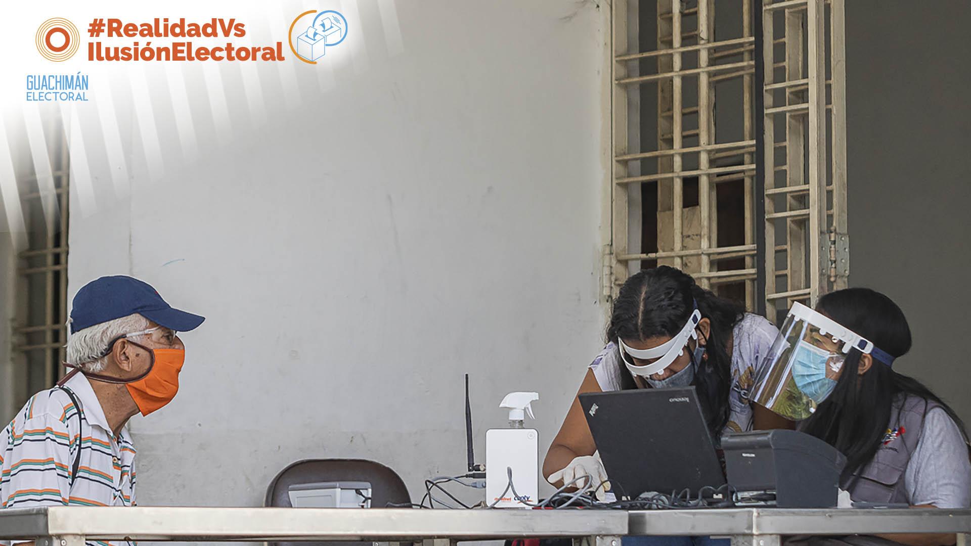 #GuachimánElectoral | El #6D disputa espacios a las protestas sociales en las redes