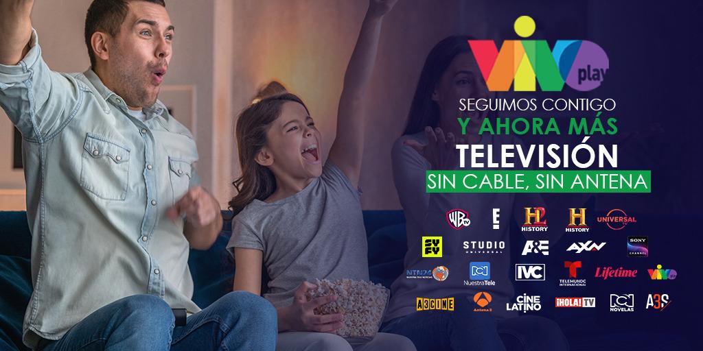 VIVOplay ahora es más televisión y te ofrece nuevos canales