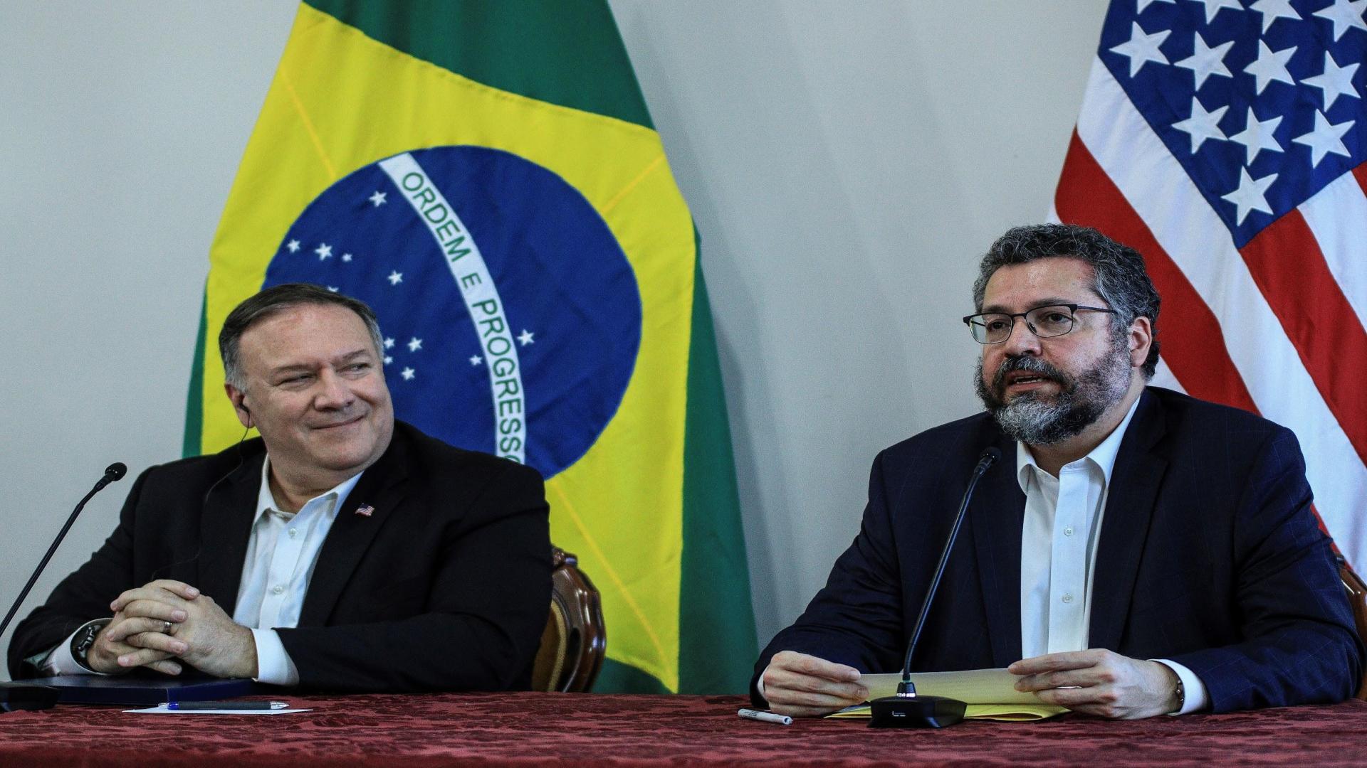 EEUU y Brasil coinciden en que Venezuela verá