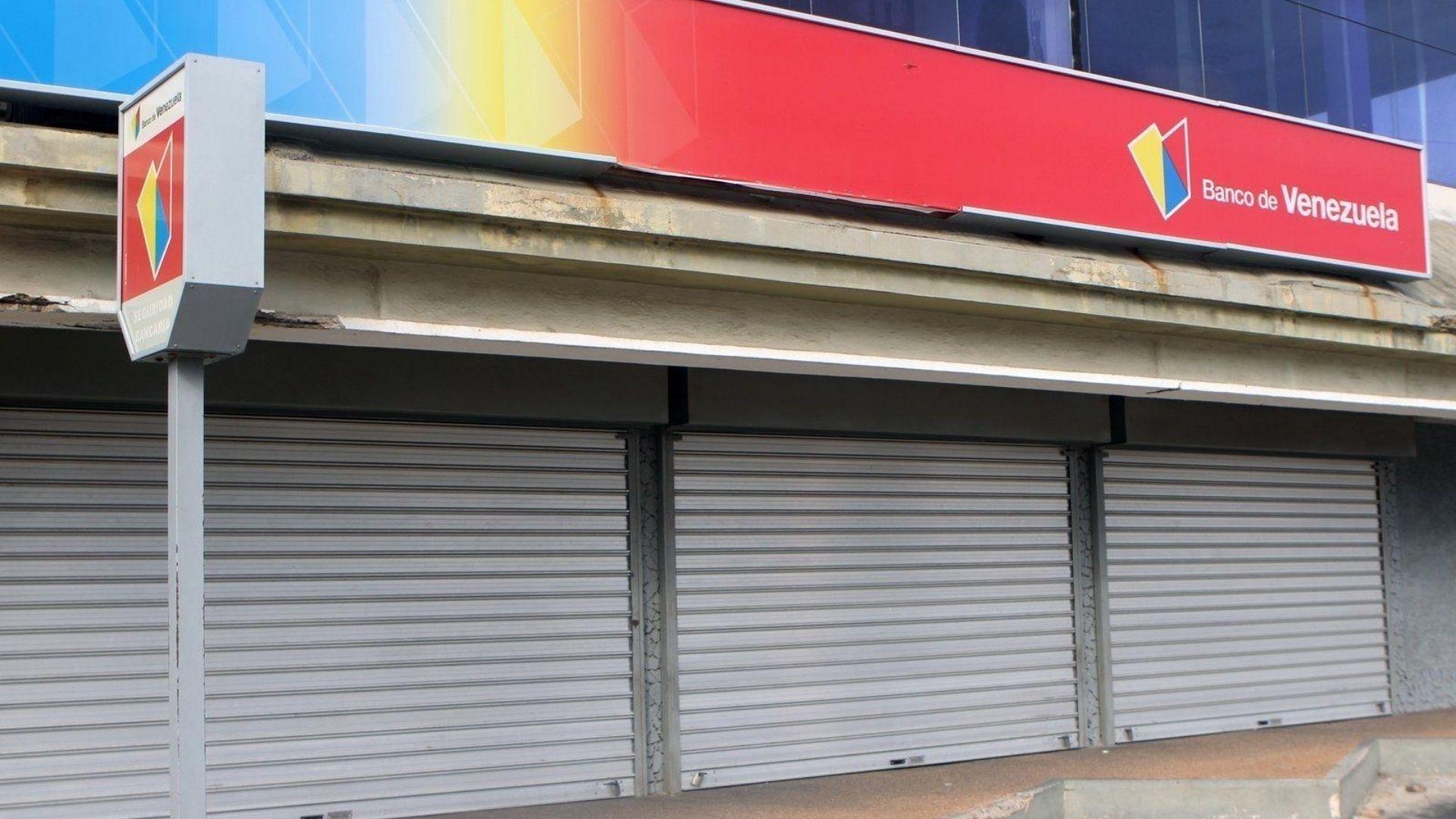 Bancos no prestarán atención al público esta semana