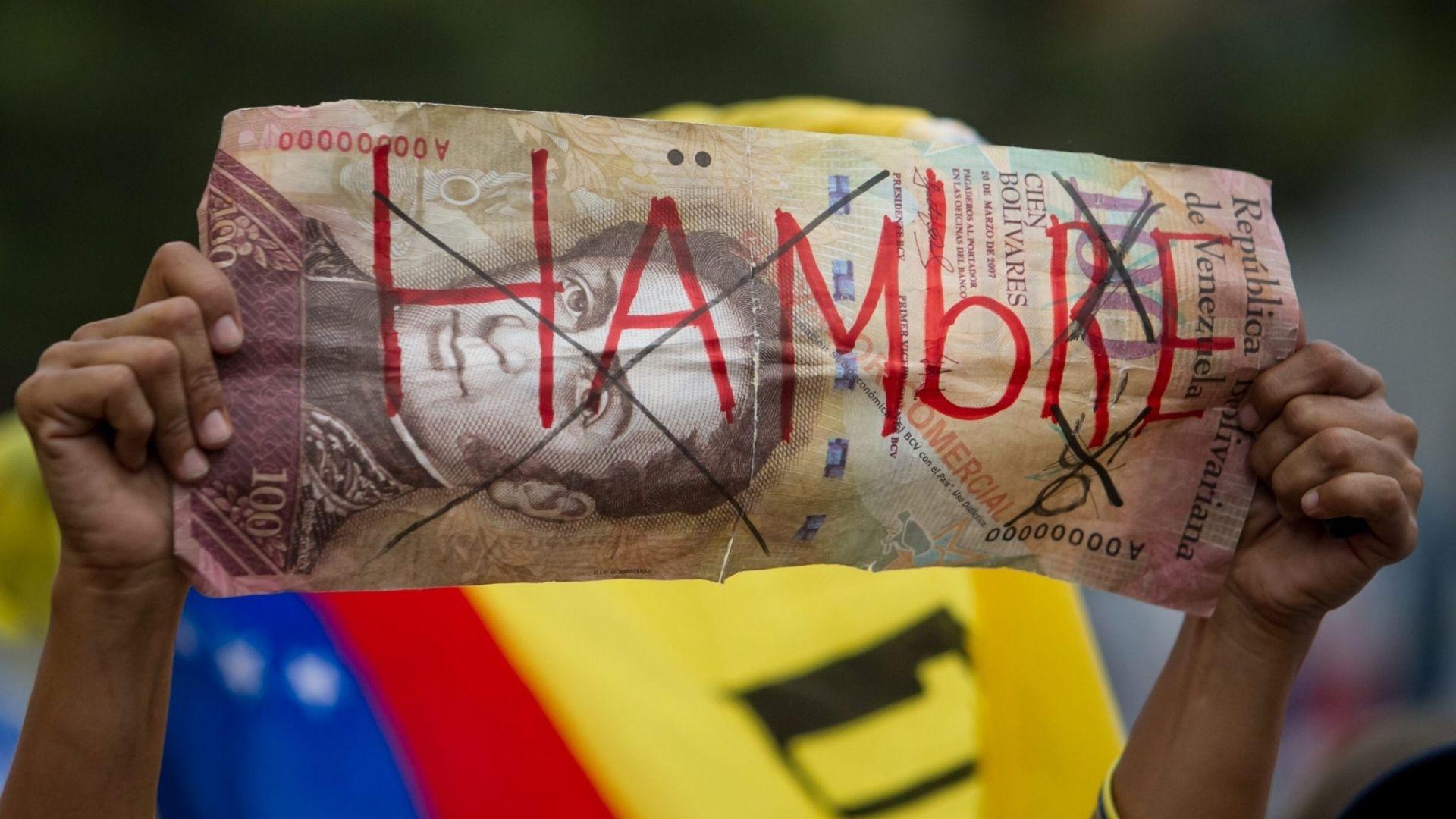 Venezuela ocupa el último lugar del Índice de Libertad Económica
