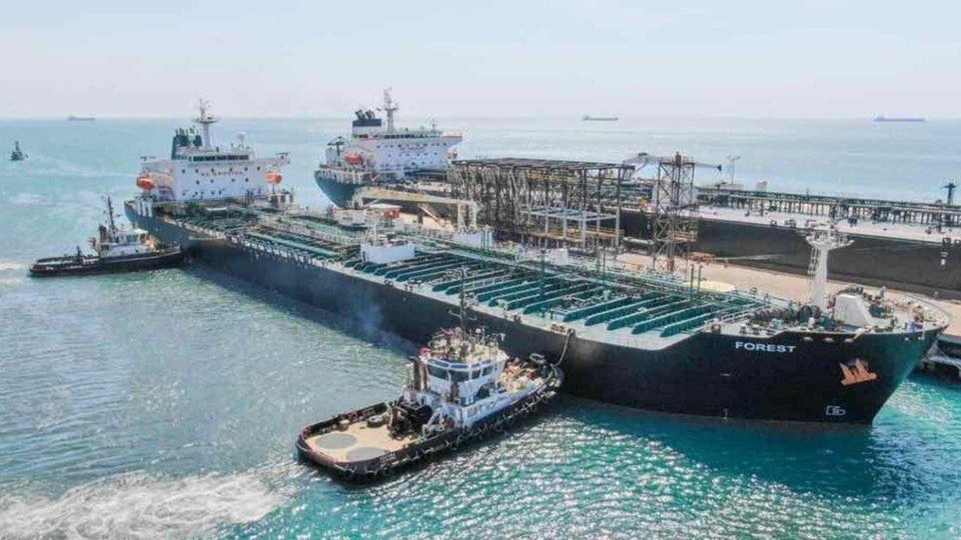 Atracó en El Palito el buque iraní cargado con gasolina #29Sep
