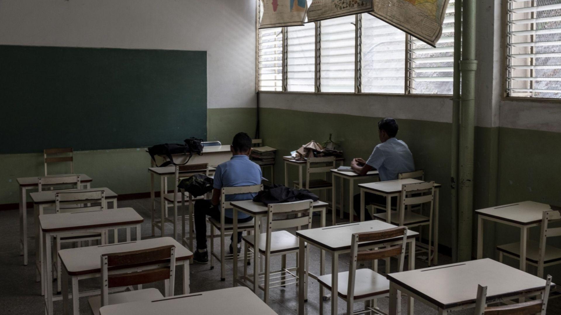 Abandono de sedes educativas en pandemia agudiza vulneraciones a la educación