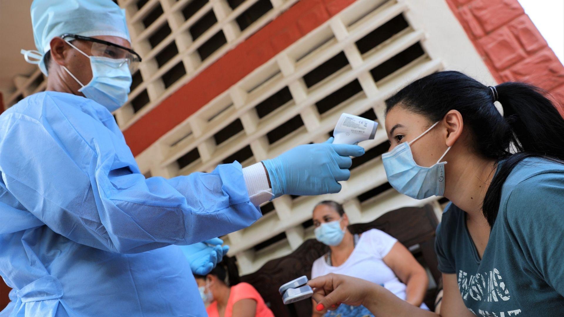 OPS recomienda tomar precauciones ante posibles contagios en elecciones