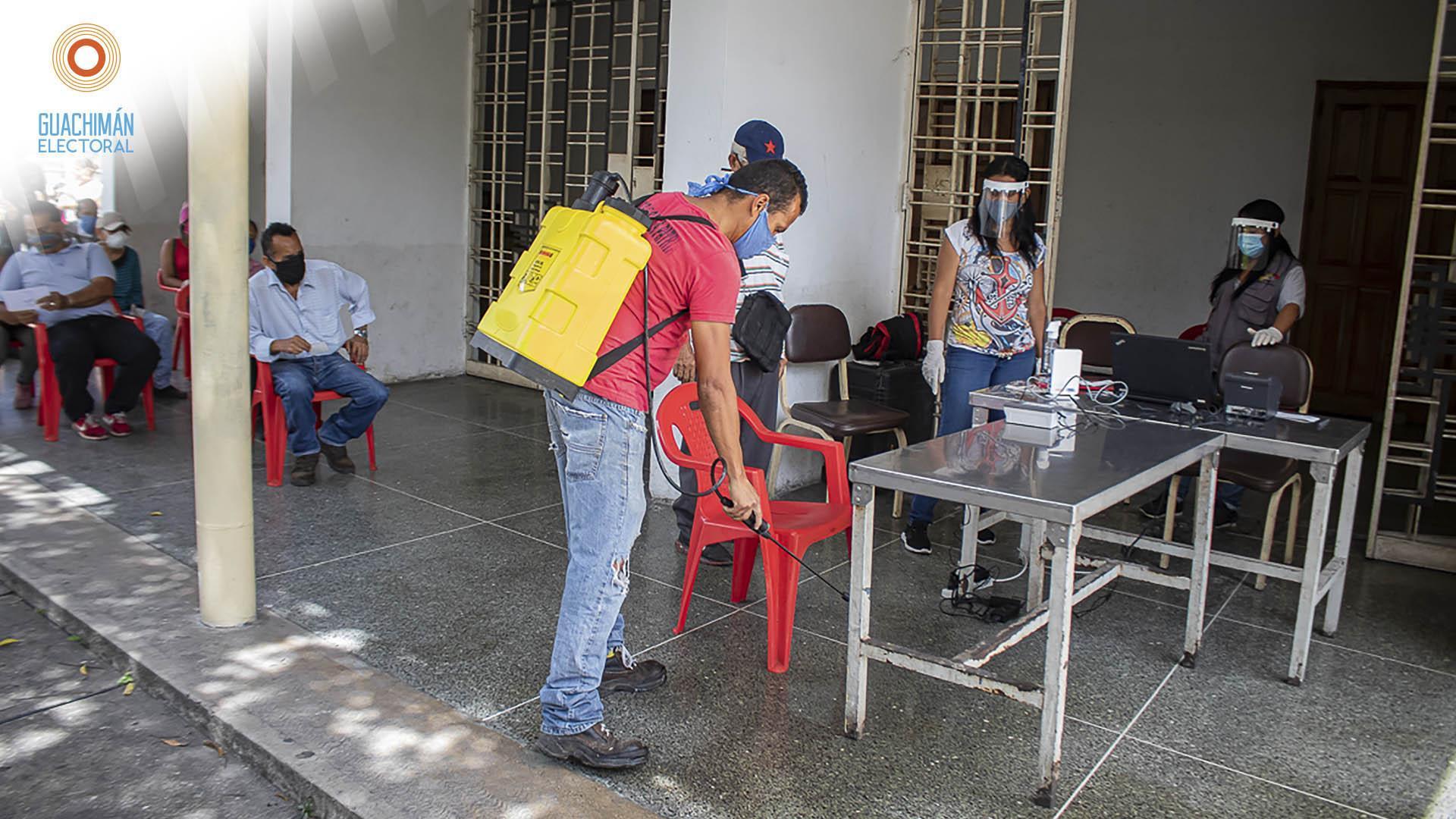 #GuachimánElectoral | Unos 13 objetos de uso común en elecciones suponen un peligro frente al COVID-19
