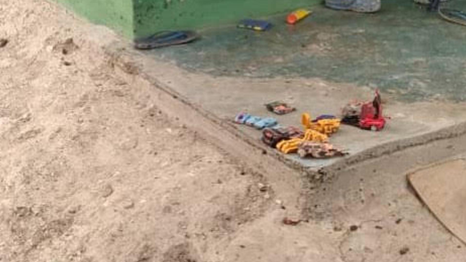 Lara | Dos niños fallecidos en explosión cuando confundieron una granada con una pelota