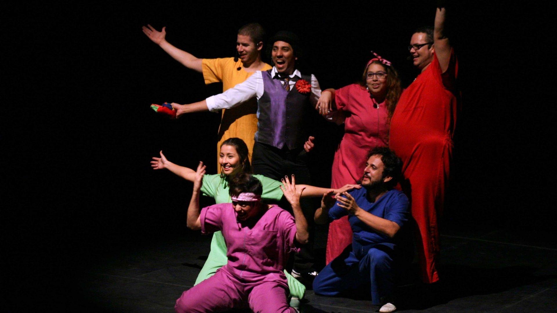 #PasandoLaCuarentena | Improvisto dará una función teatral a través del Trasnocho este #25Sep
