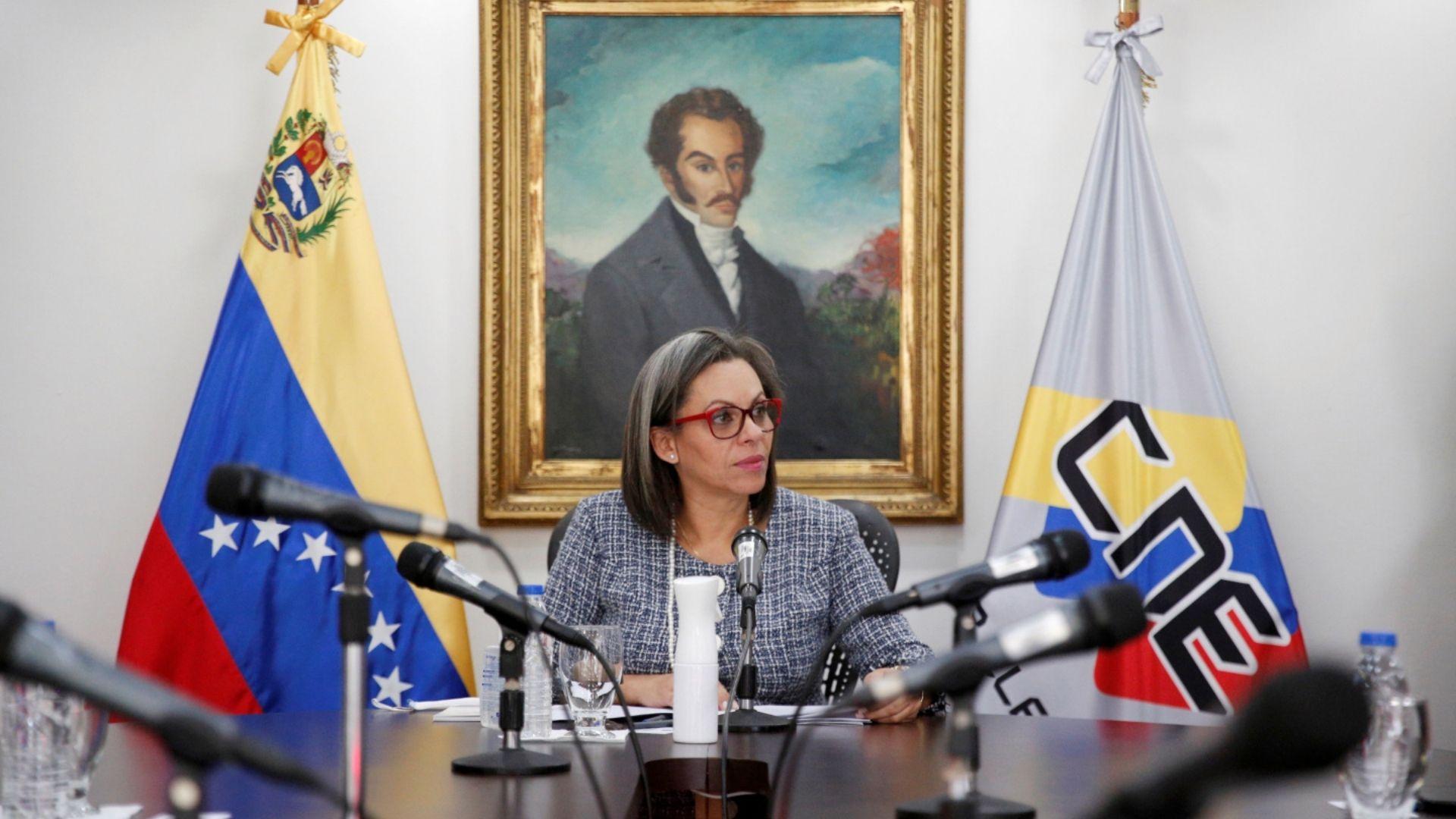 Indira Alfonzo: Las condiciones electorales son idénticas y mejores