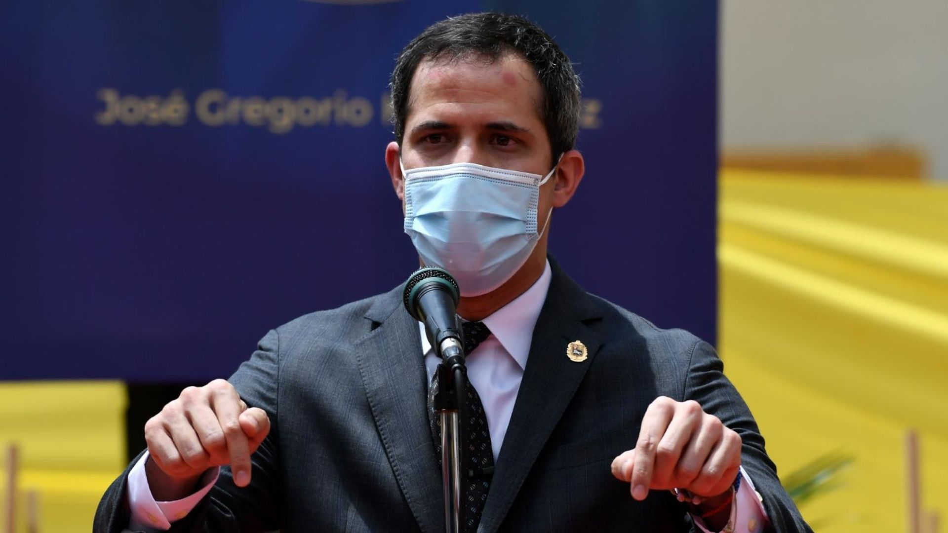 """Juan Guaidó: """"Consulta popular, protesta, presión internacional, todos los mecanismos juntos en Venezuela"""""""