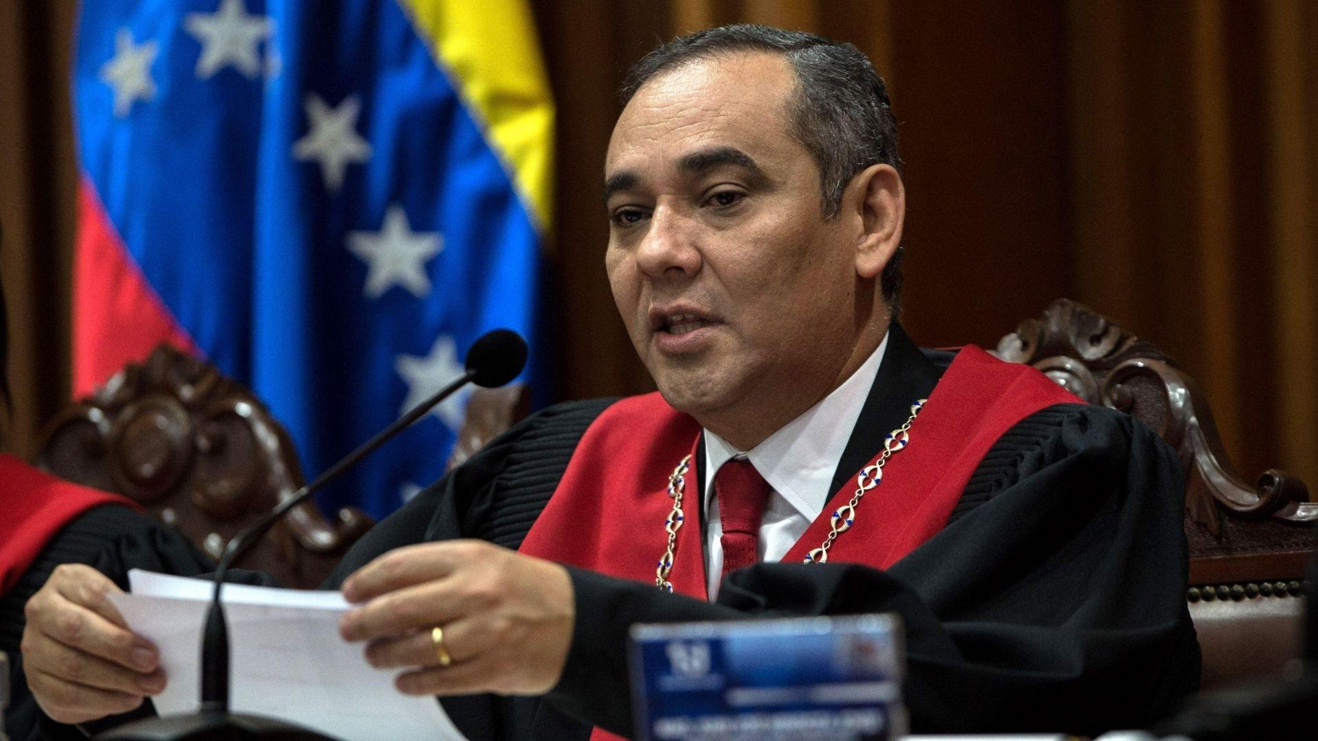 Maikel Moreno sobre informe de la ONU: Es un mecanismo de agresión
