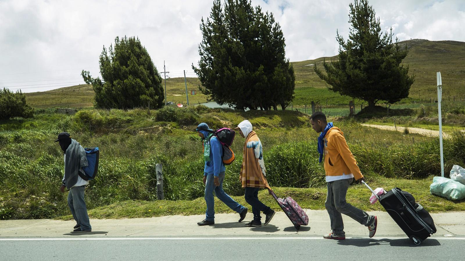 """David Smolansky: """"La cantidad de refugiados venezolanos en el mundo ascendió a 5.4 millones"""""""