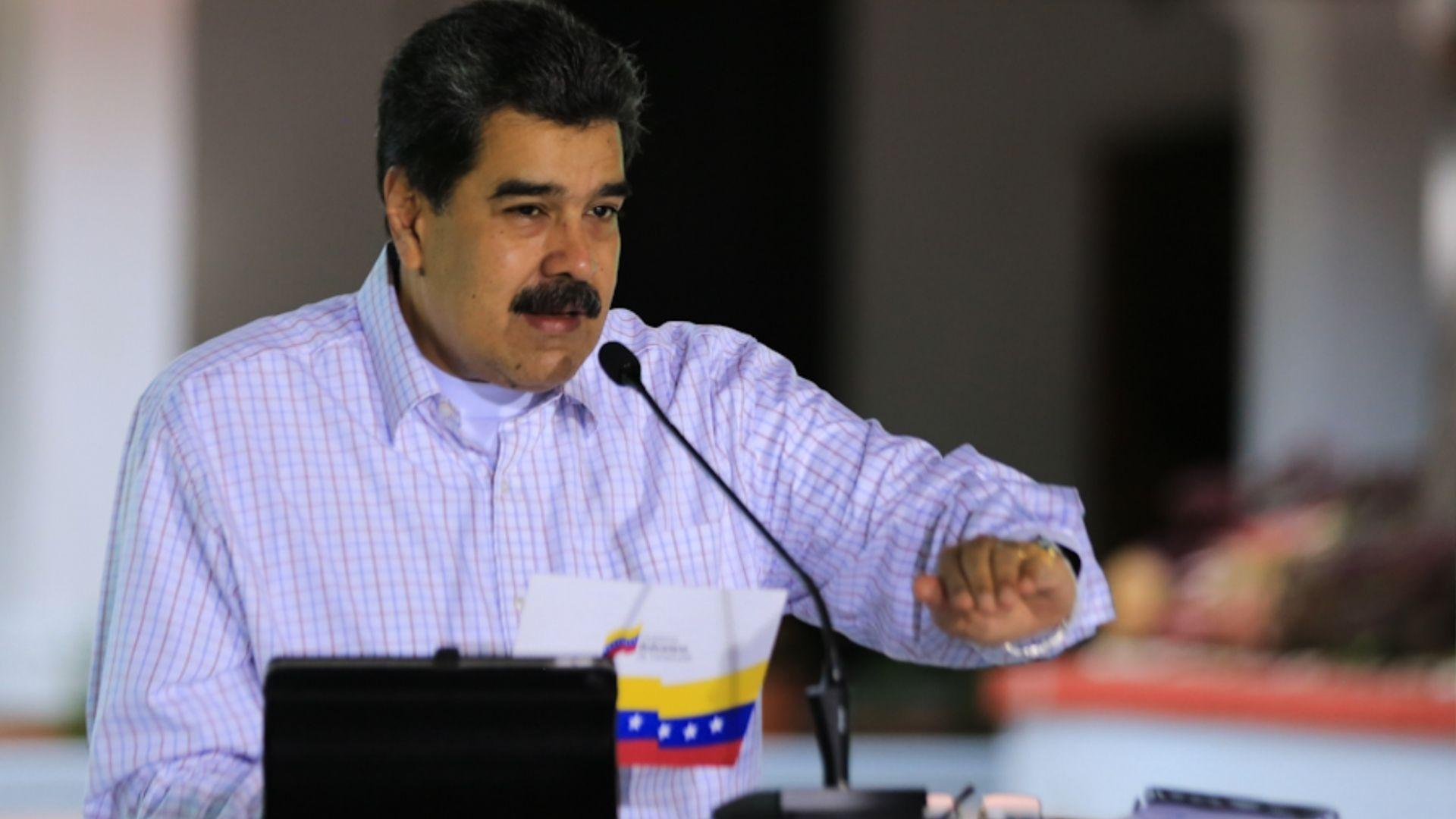 Nicolás Maduro anuncia la designación de nuevos ministros