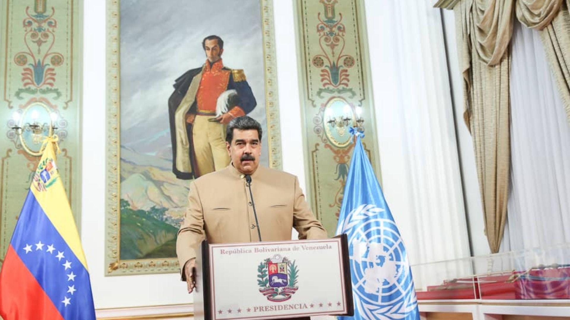 Maduro insiste en invitar a la ONU para acompañar las parlamentarias
