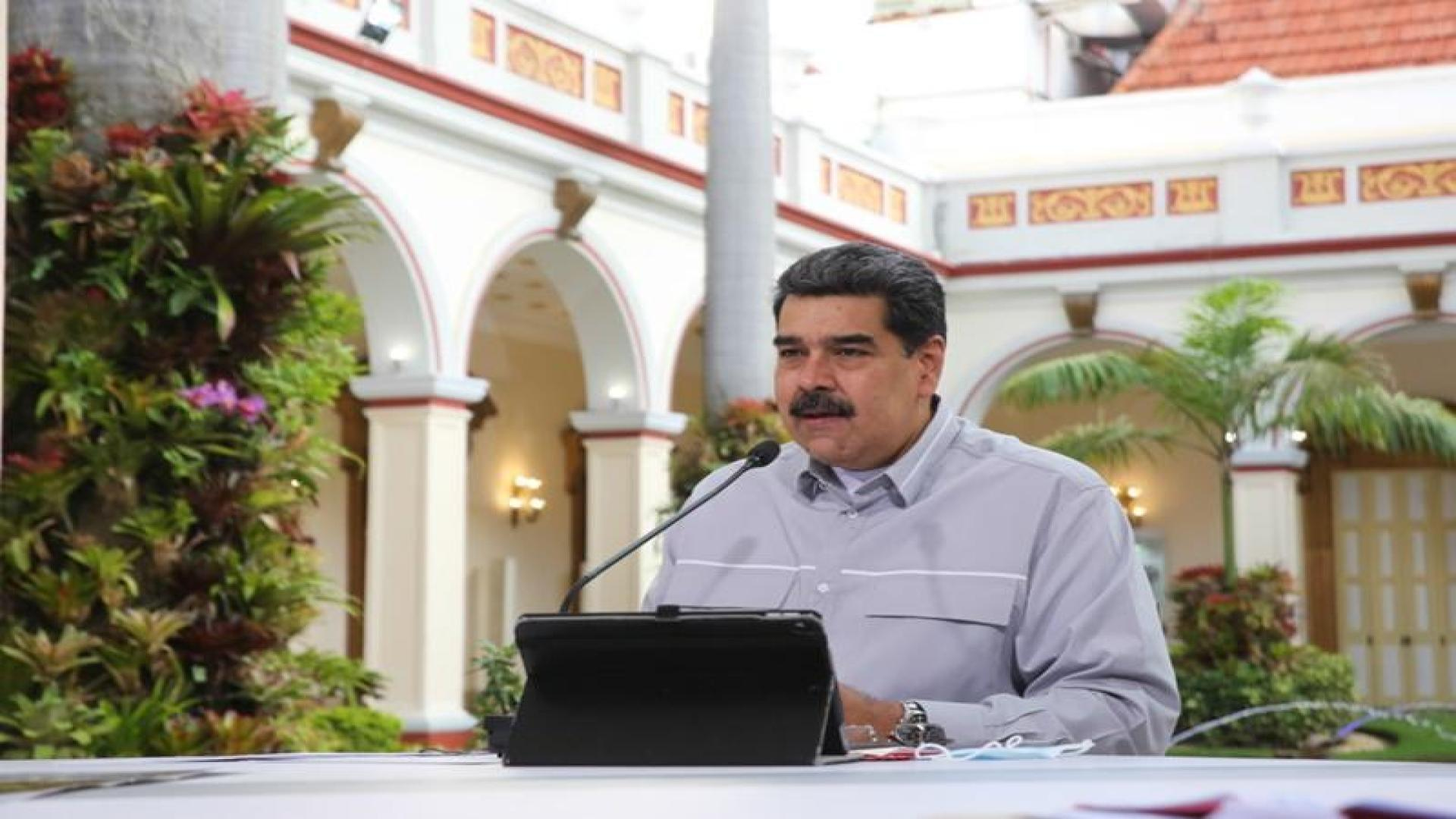 Maduro cambia el nombre de la autopista Francisco Fajardo por Cacique Guaicaipuro