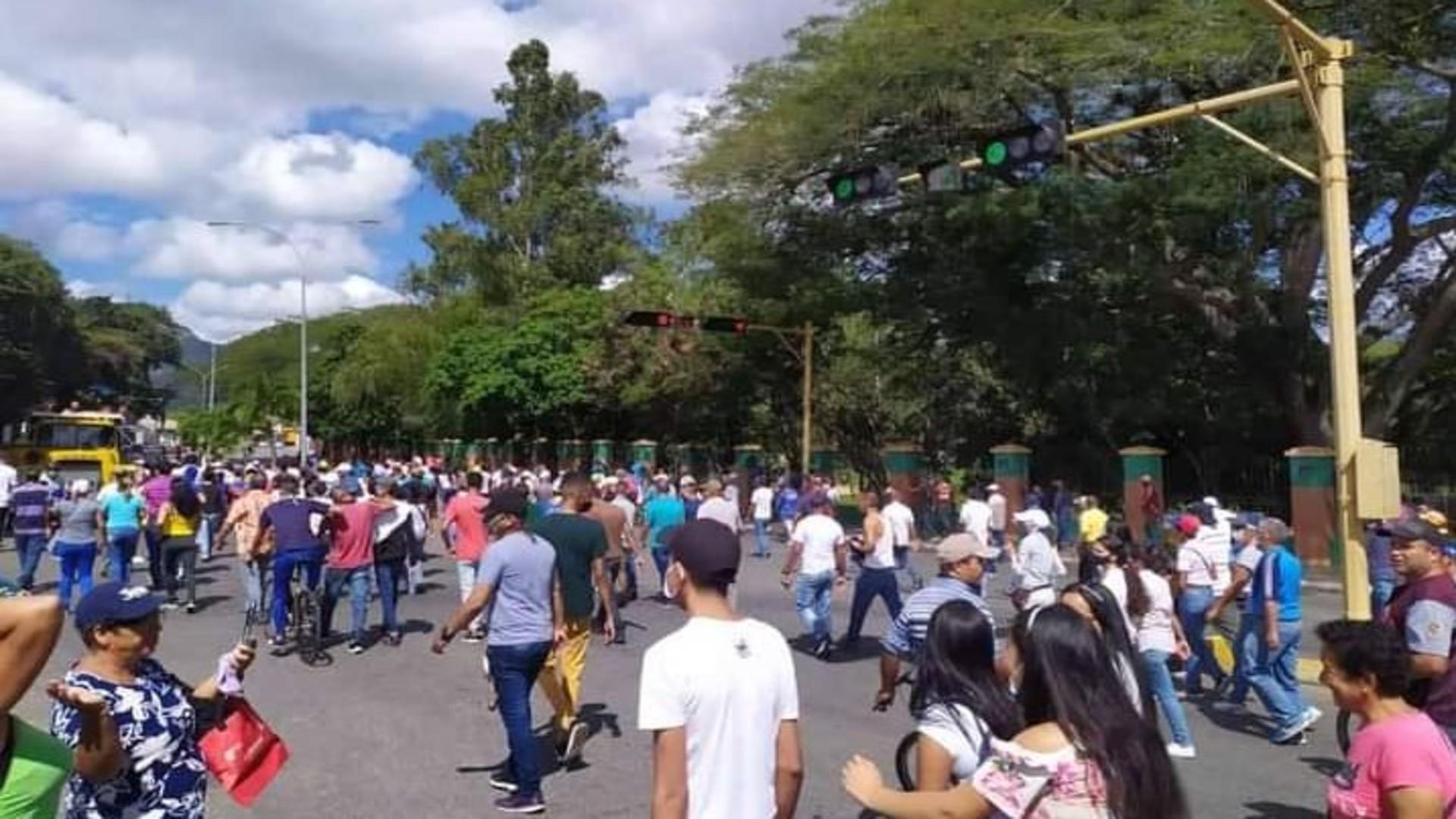 Foro Penal registra 31 detenidos por protestas en Yaracuy
