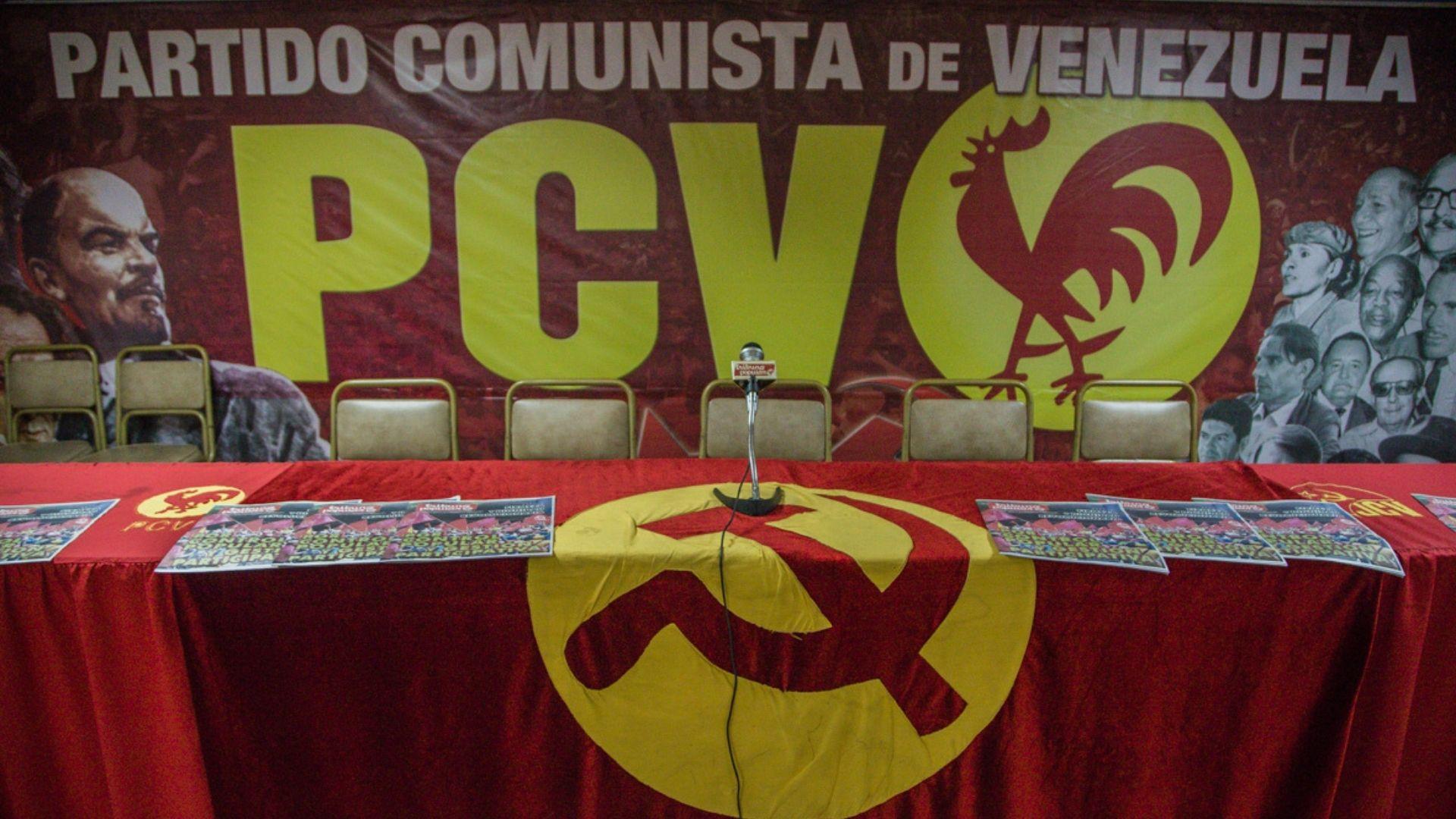 PCV denunció persecución política tras separarse del GPP